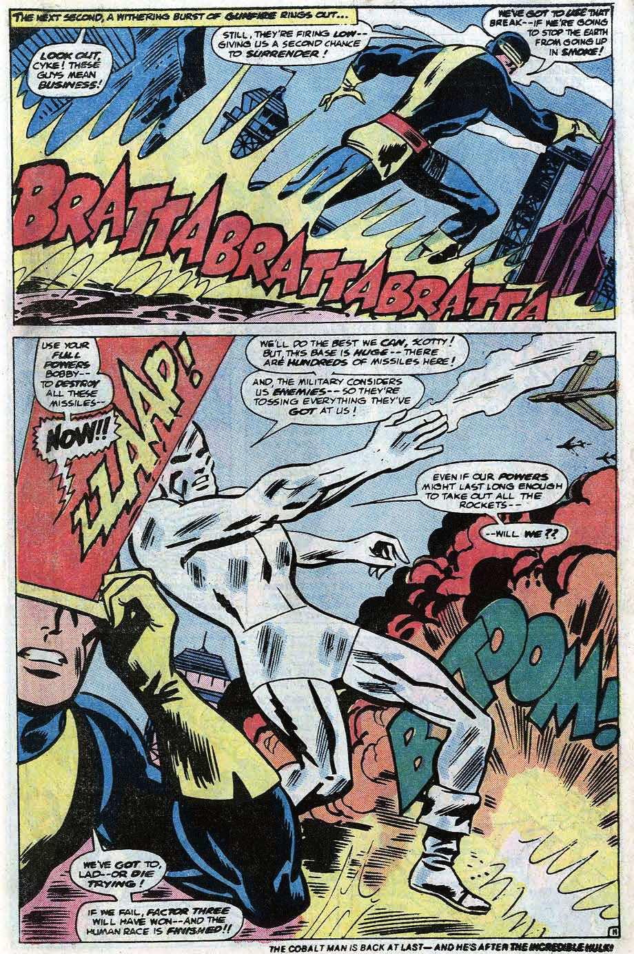 Uncanny X-Men (1963) 86 Page 18