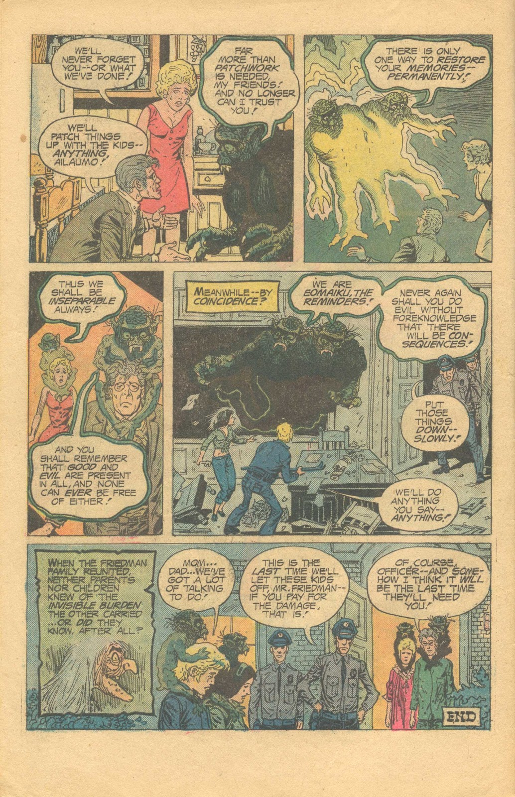 Weird Mystery Tales issue 20 - Page 9