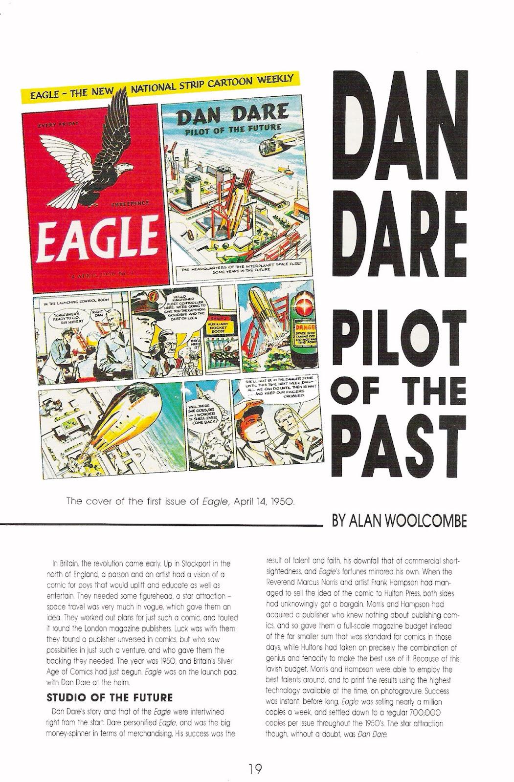 Read online Dare comic -  Issue #1 - 21