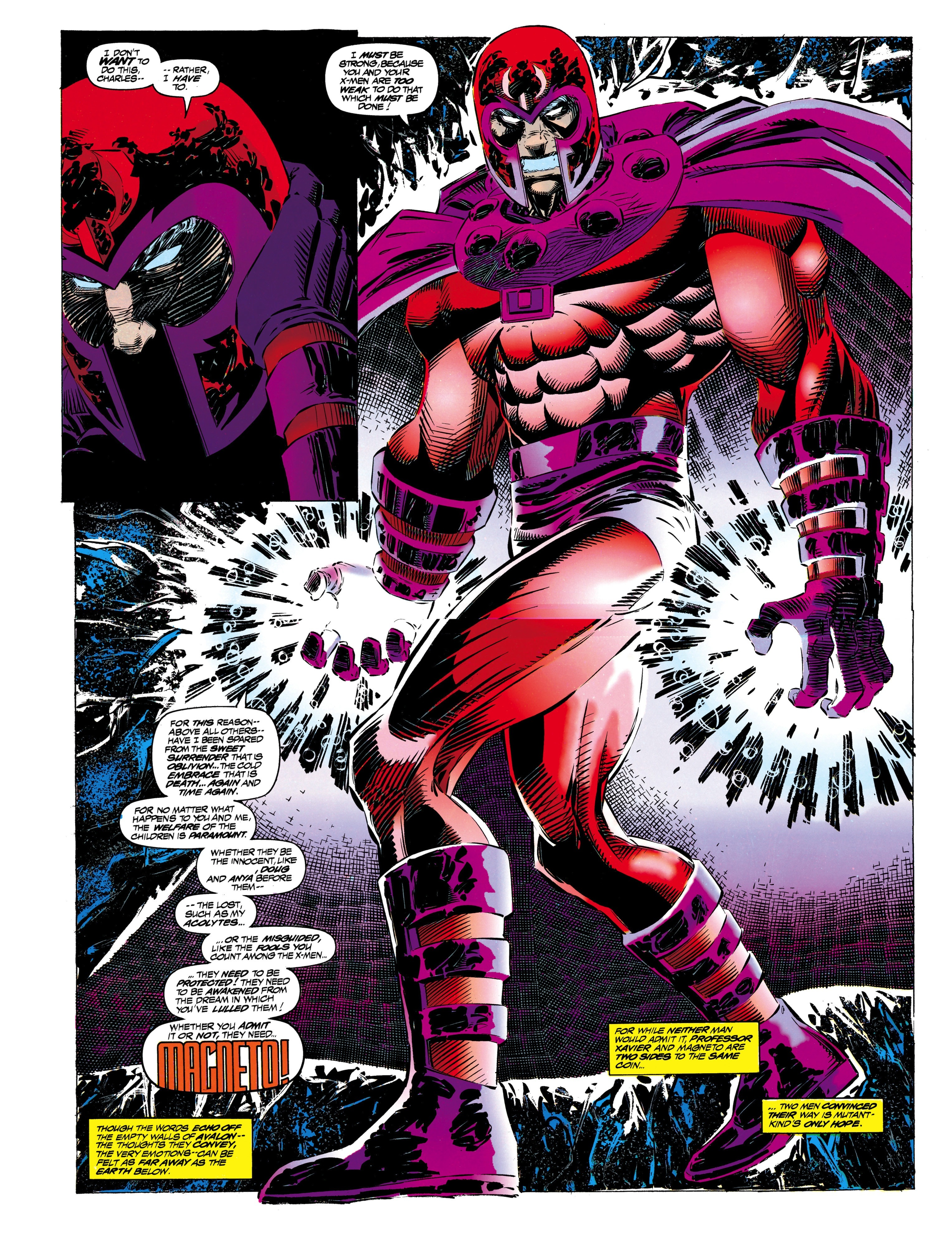 Read online Uncanny X-Men (1963) comic -  Issue #304 - 16