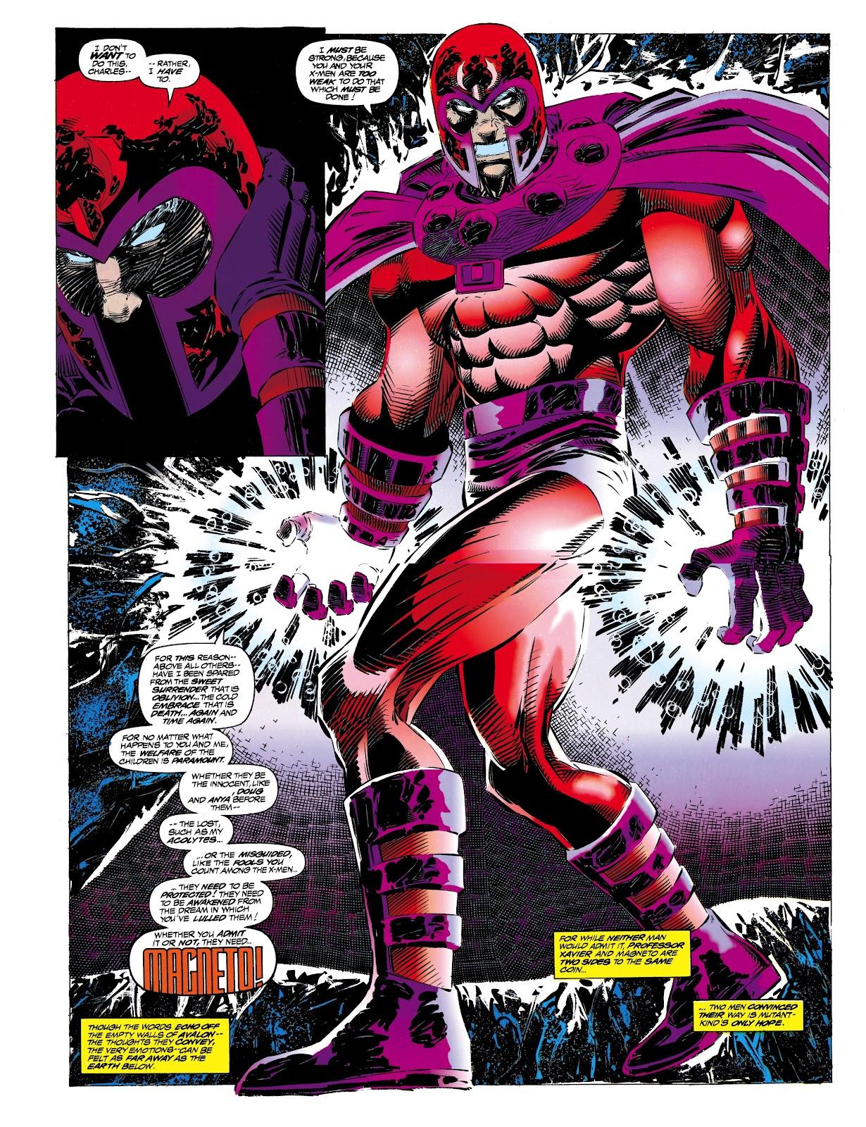 Uncanny X-Men (1963) issue 304 - Page 16
