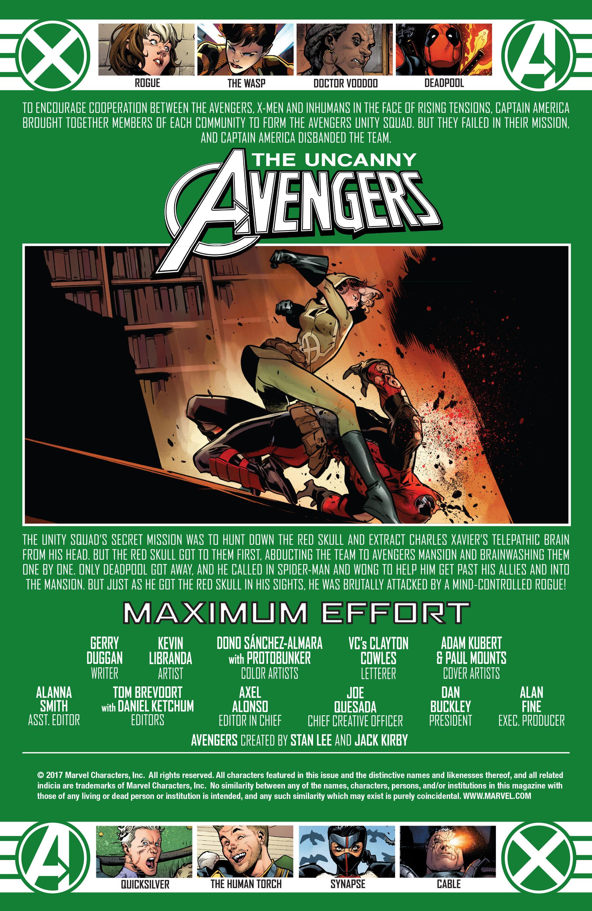 Read online Uncanny Avengers [II] comic -  Issue #21 - 2