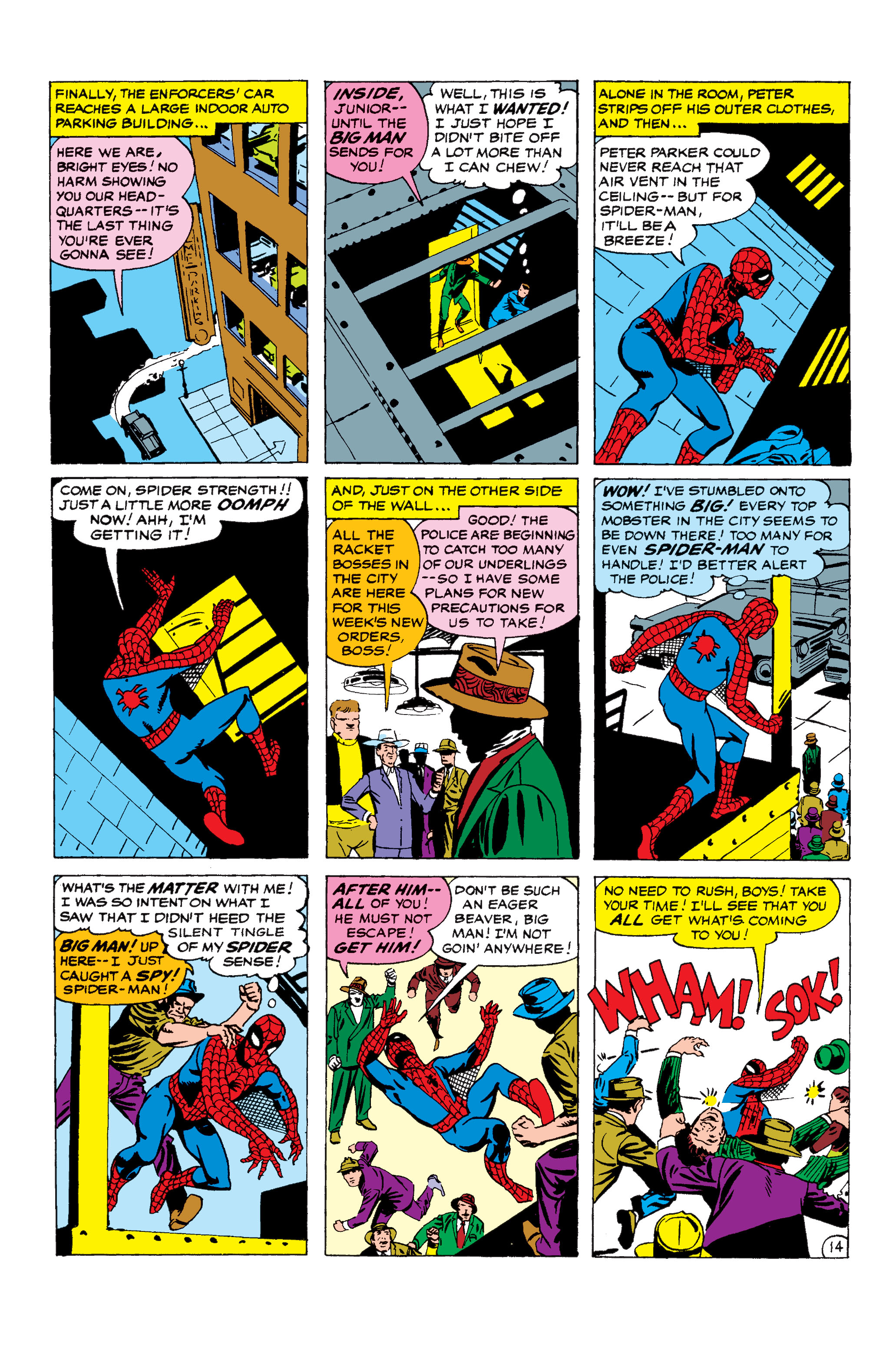 The Amazing Spider-Man (1963) 10 Page 14