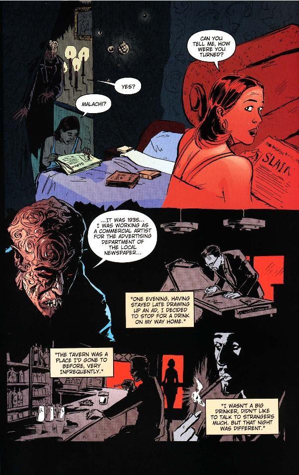 Read online Vampire the Masquerade comic -  Issue # Nosferatu - 38