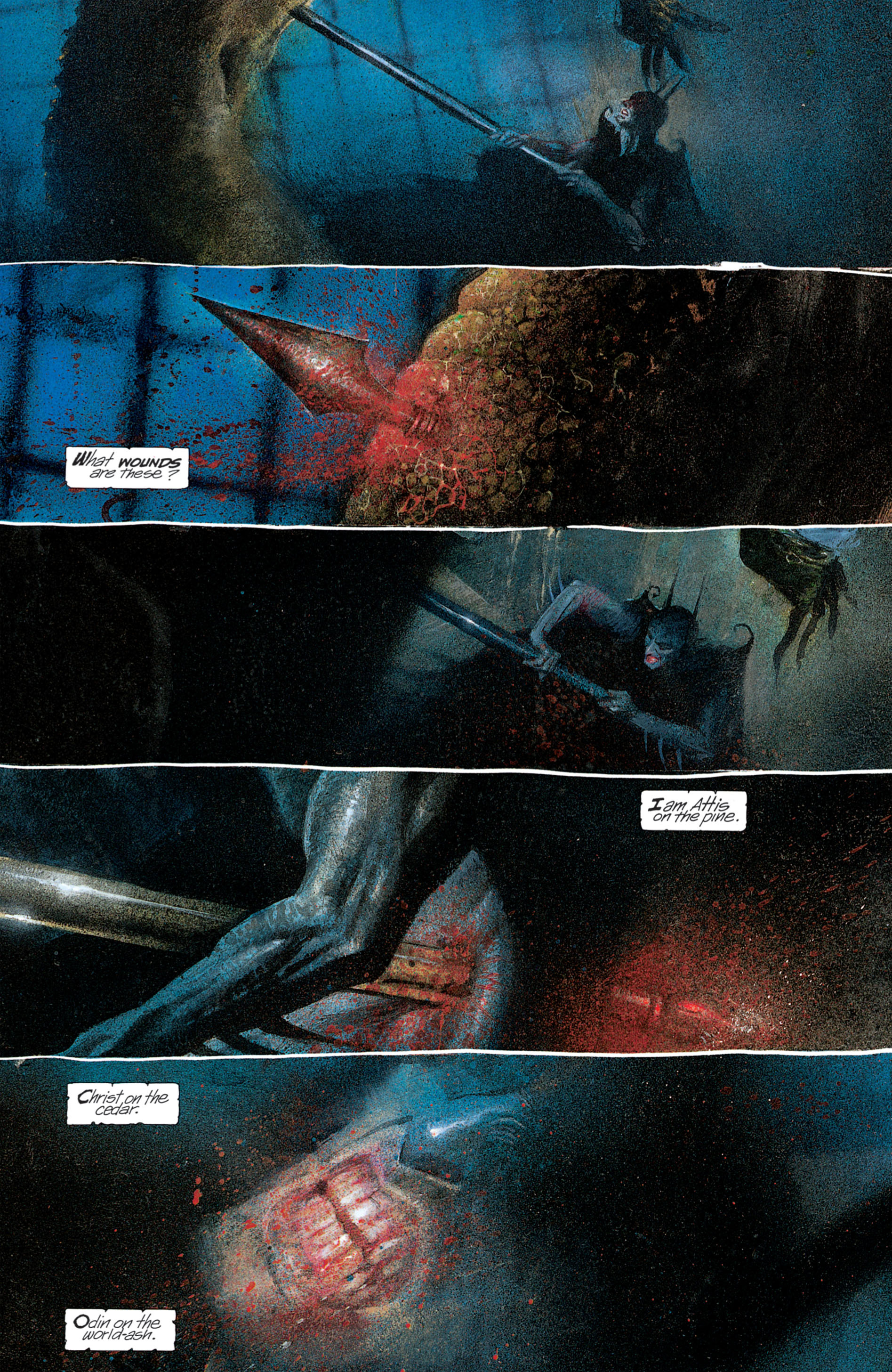 Read online Arkham Asylum comic -  Issue #Arkham Asylum Full - 83