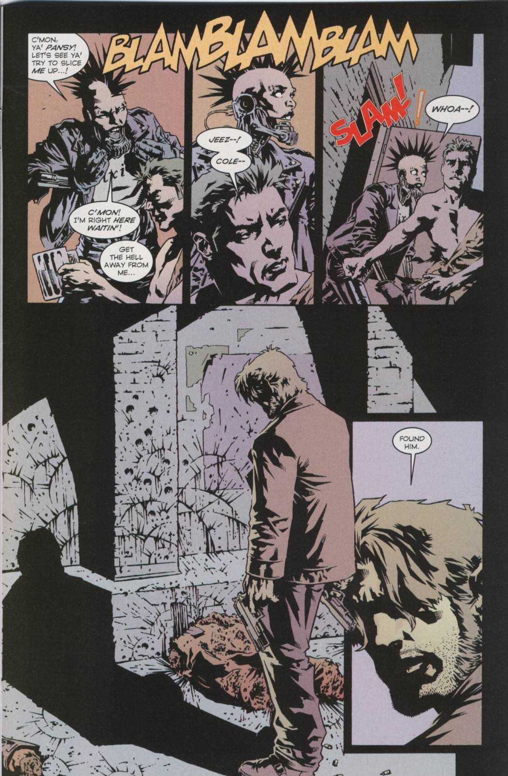 Wildcats (1999) _Annual 2000 #1 - English 31