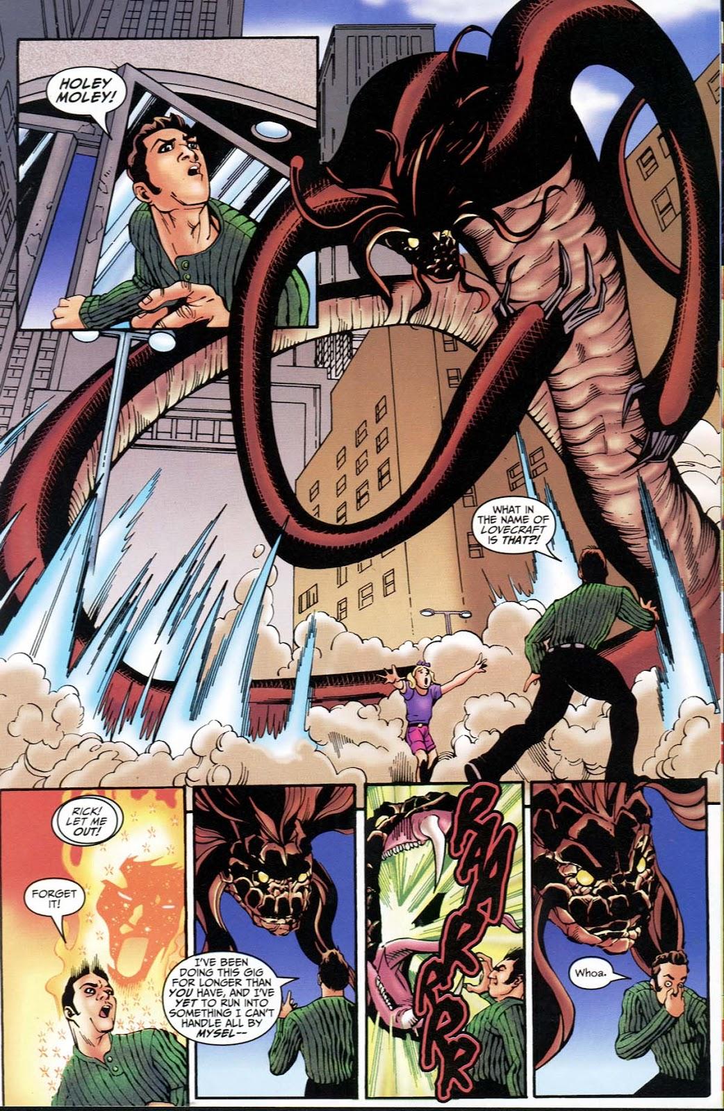 Captain Marvel (1999) Issue #0 #1 - English 9