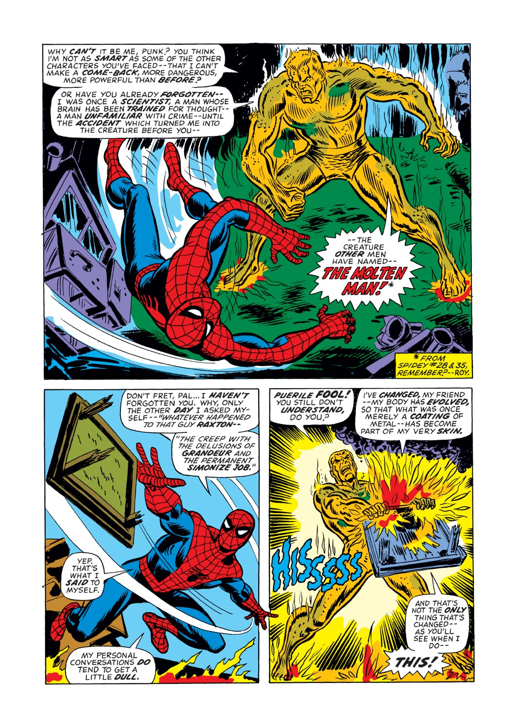 The Amazing Spider-Man (1963) 132 Page 11