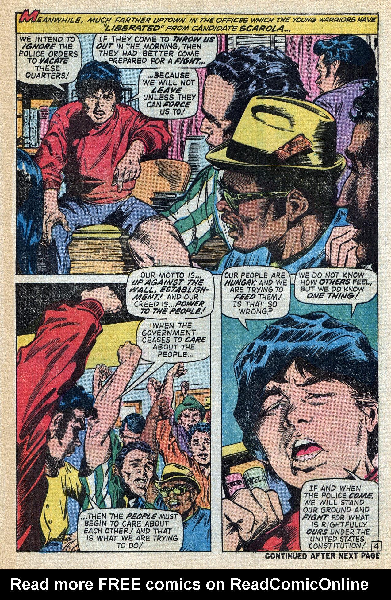 Read online Amazing Adventures (1970) comic -  Issue #3 - 21