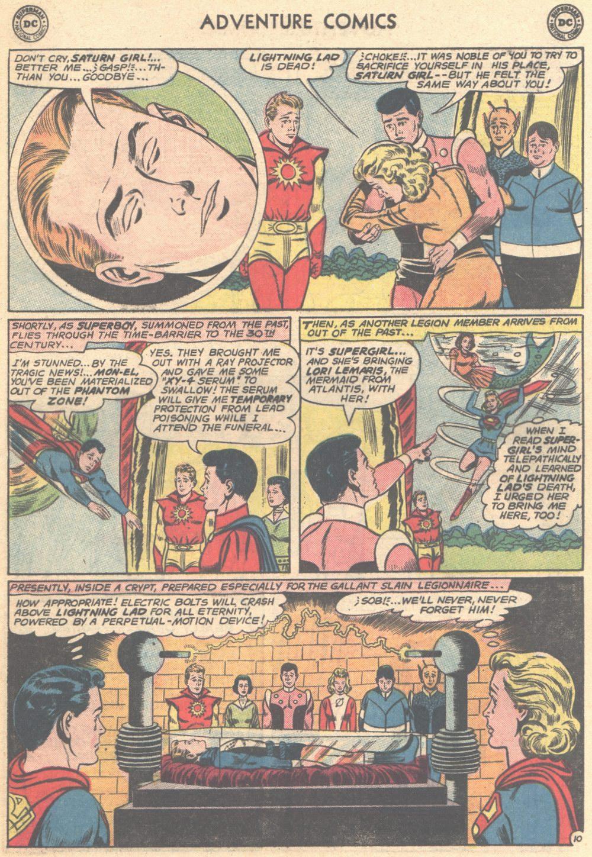 Read online Adventure Comics (1938) comic -  Issue #304 - 30