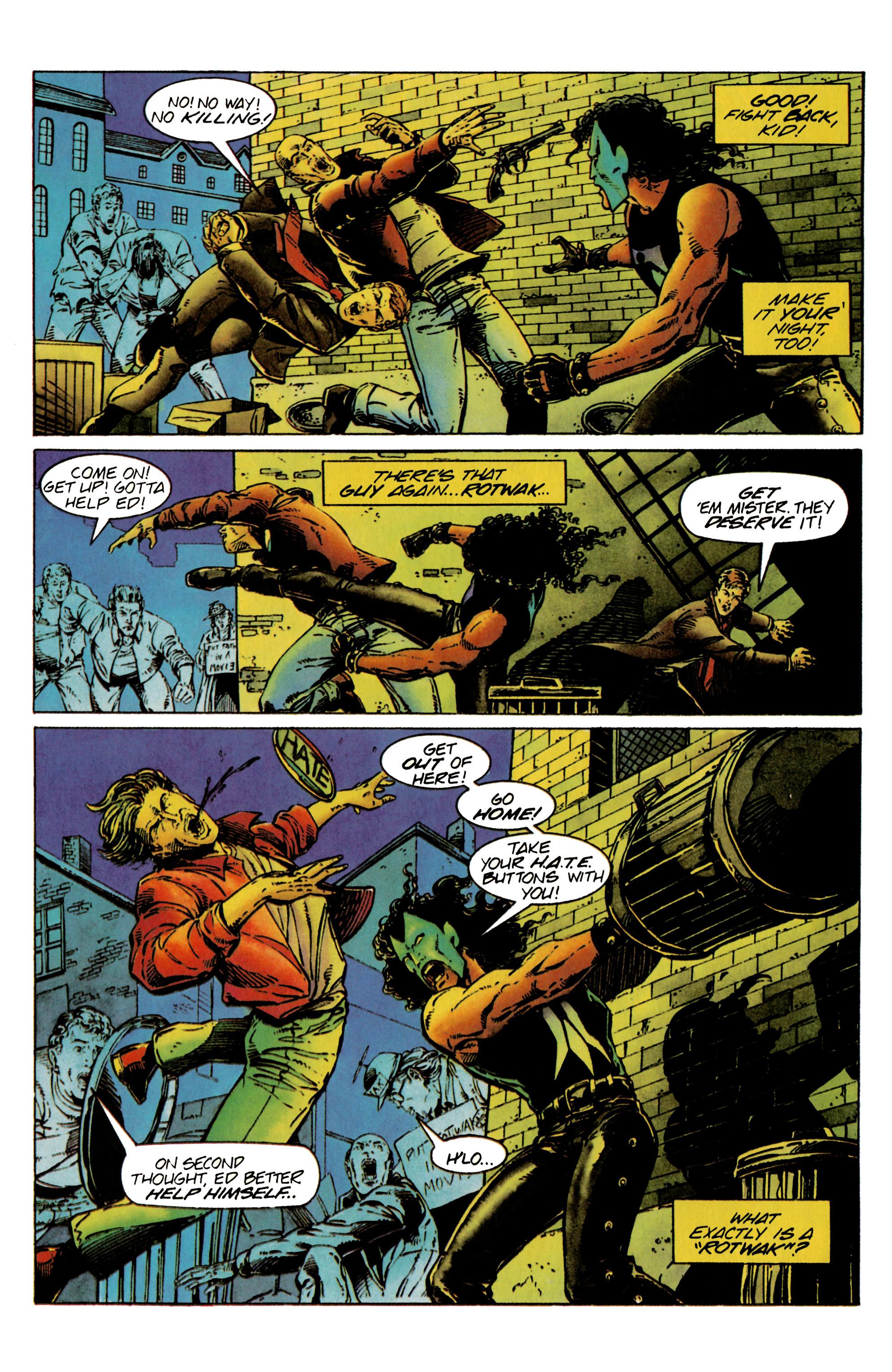 Read online Shadowman (1992) comic -  Issue #24 - 6