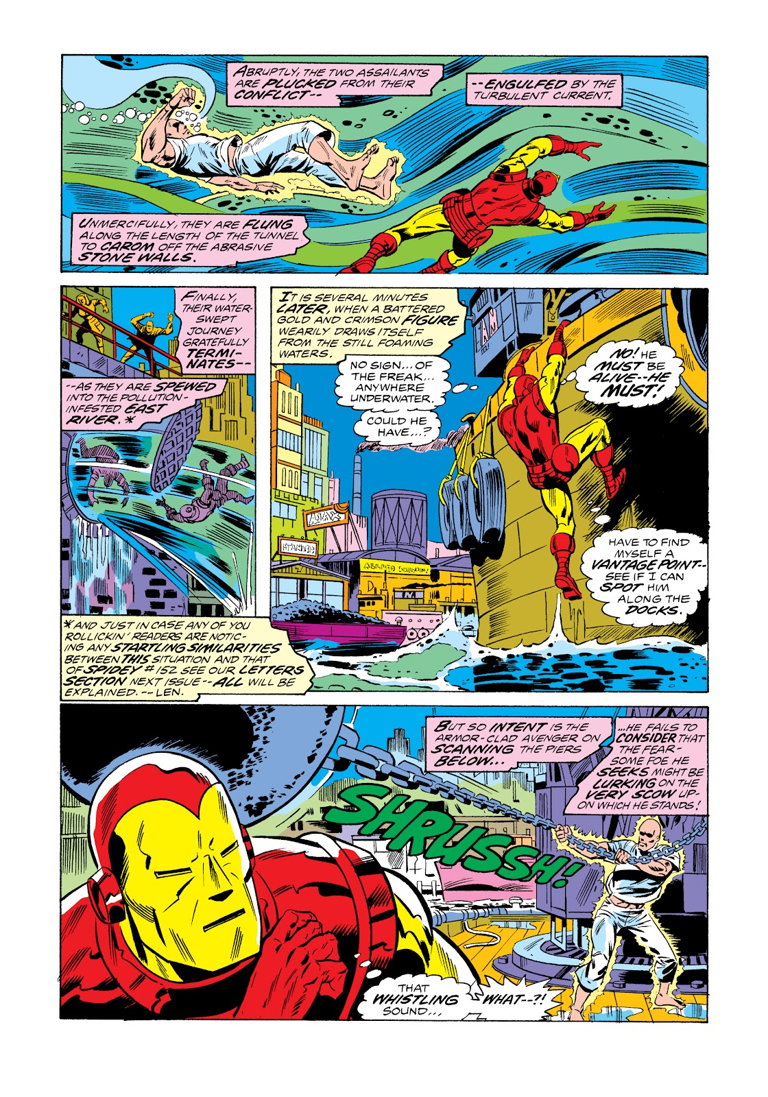 Read online Marvel Masterworks: The Invincible Iron Man comic -  Issue # TPB 11 (Part 1) - 59