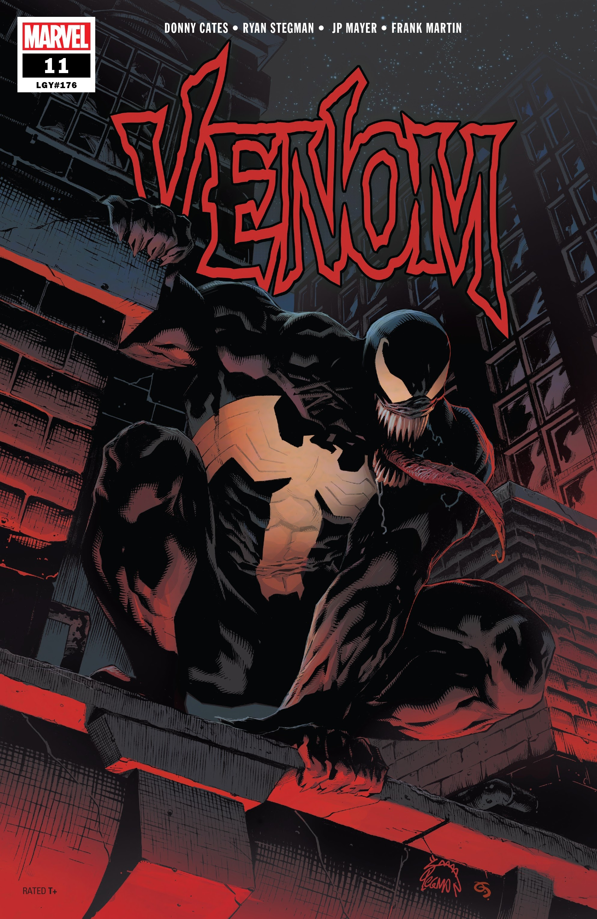 Venom (2018) 11 Page 1