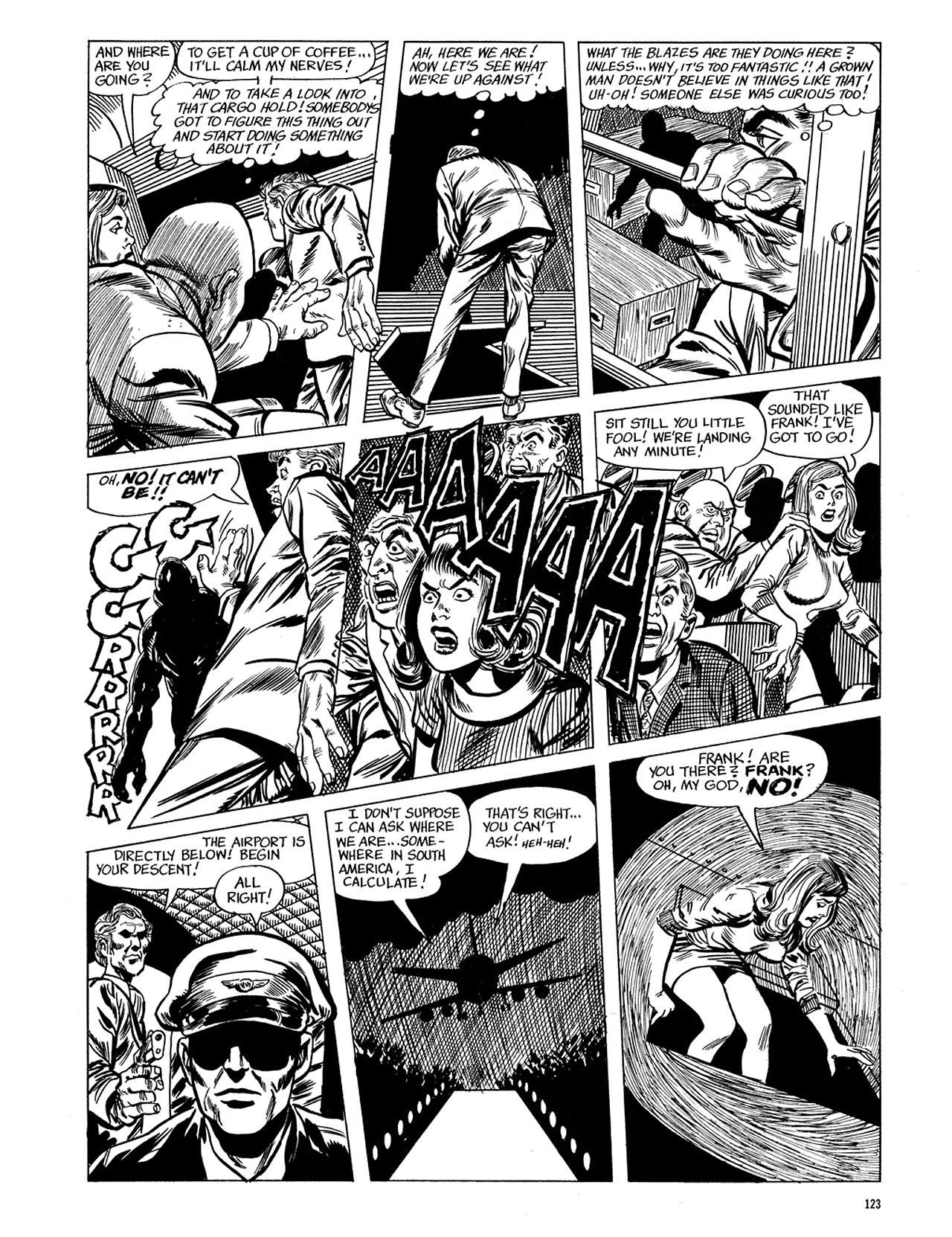 Read online Eerie Archives comic -  Issue # TPB 5 - 124
