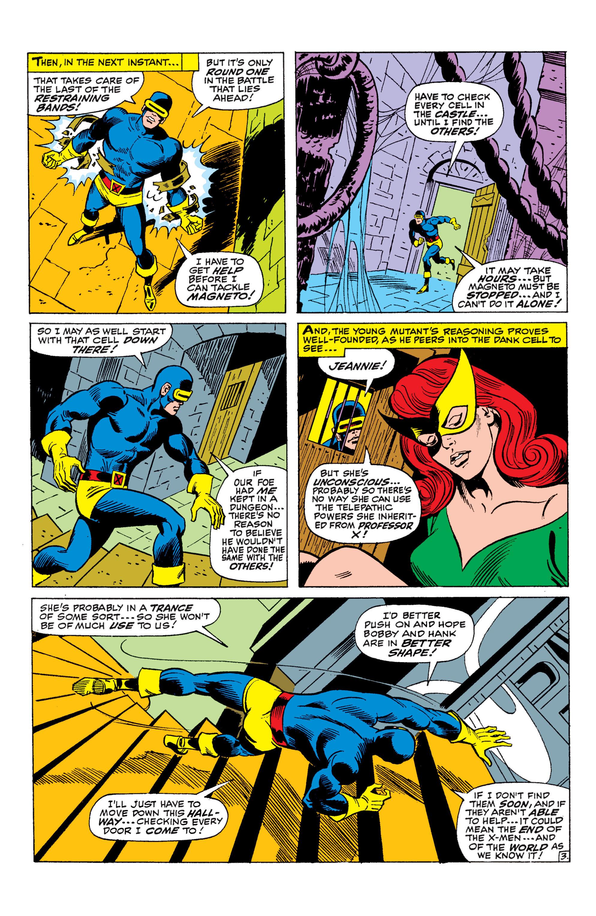 Uncanny X-Men (1963) 45 Page 3