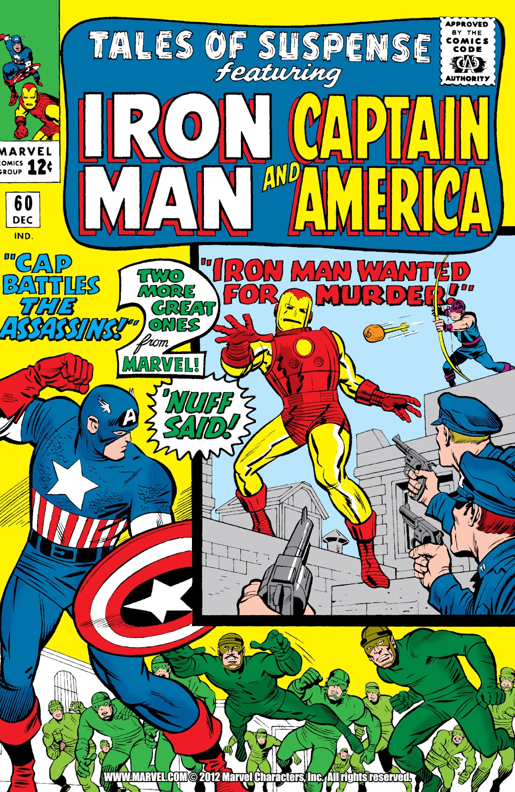 Read online Marvel Masterworks: The Invincible Iron Man comic -  Issue # TPB 2 (Part 2) - 55