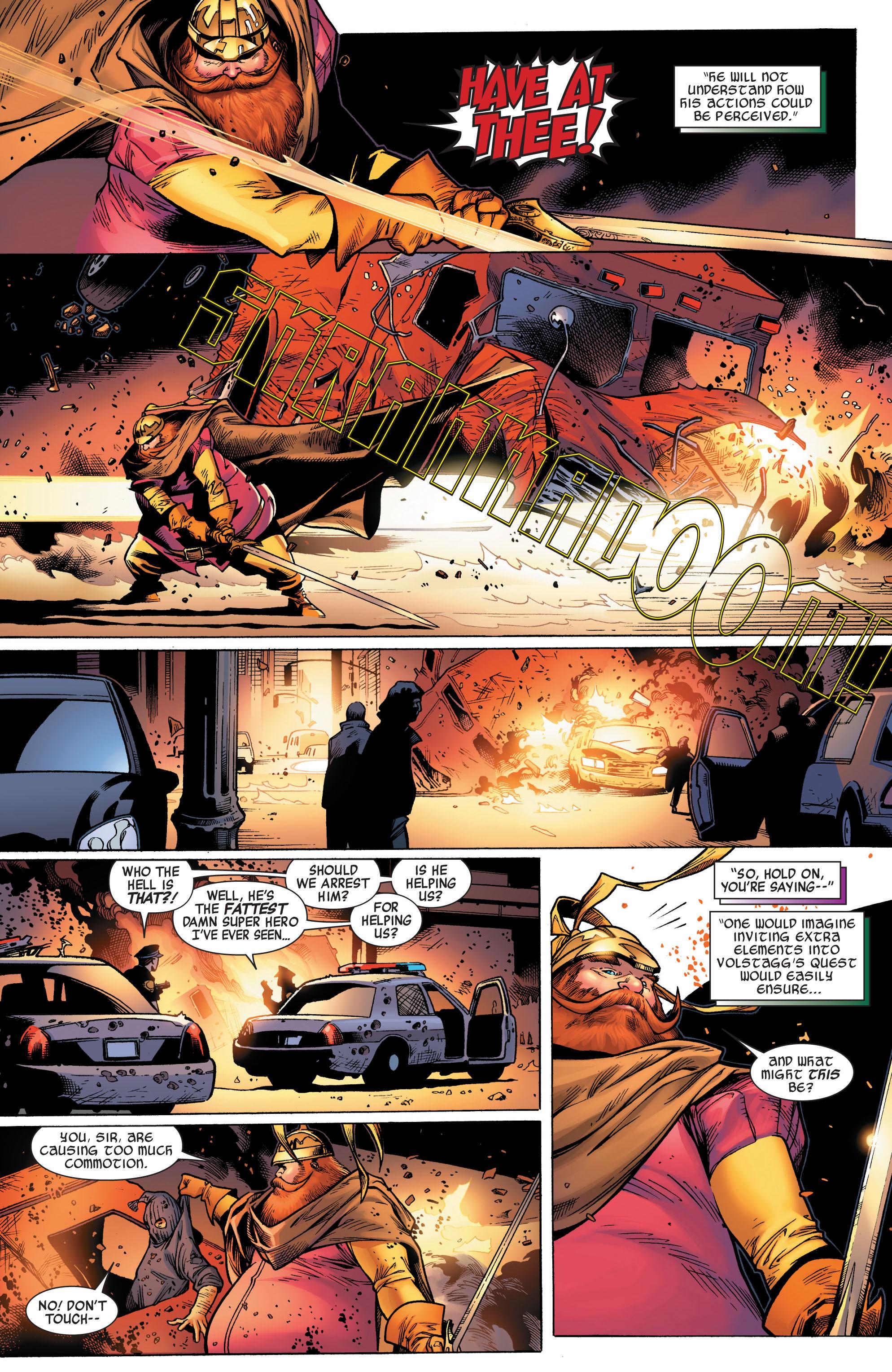 Read online Siege (2010) comic -  Issue #1 - 5
