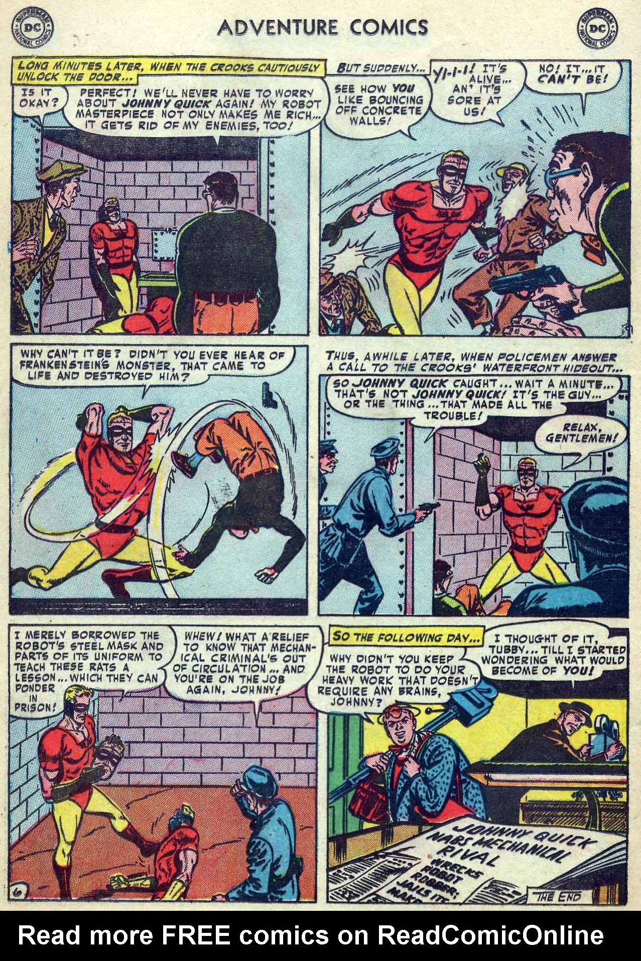 Read online Adventure Comics (1938) comic -  Issue #180 - 30