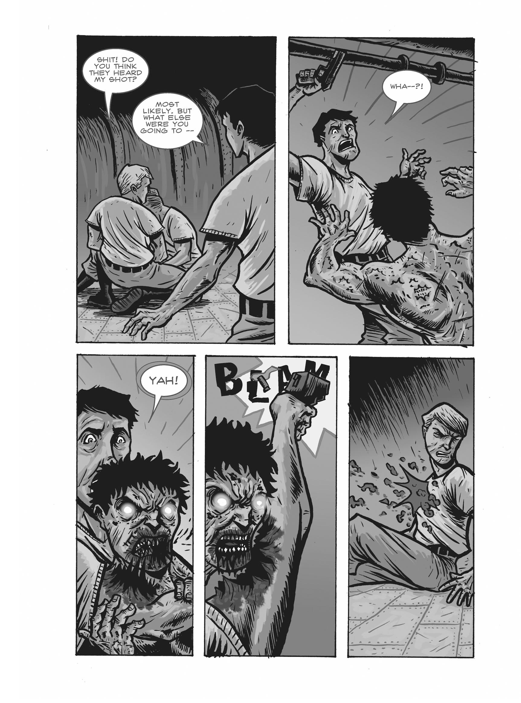 Read online FUBAR comic -  Issue #2 - 80