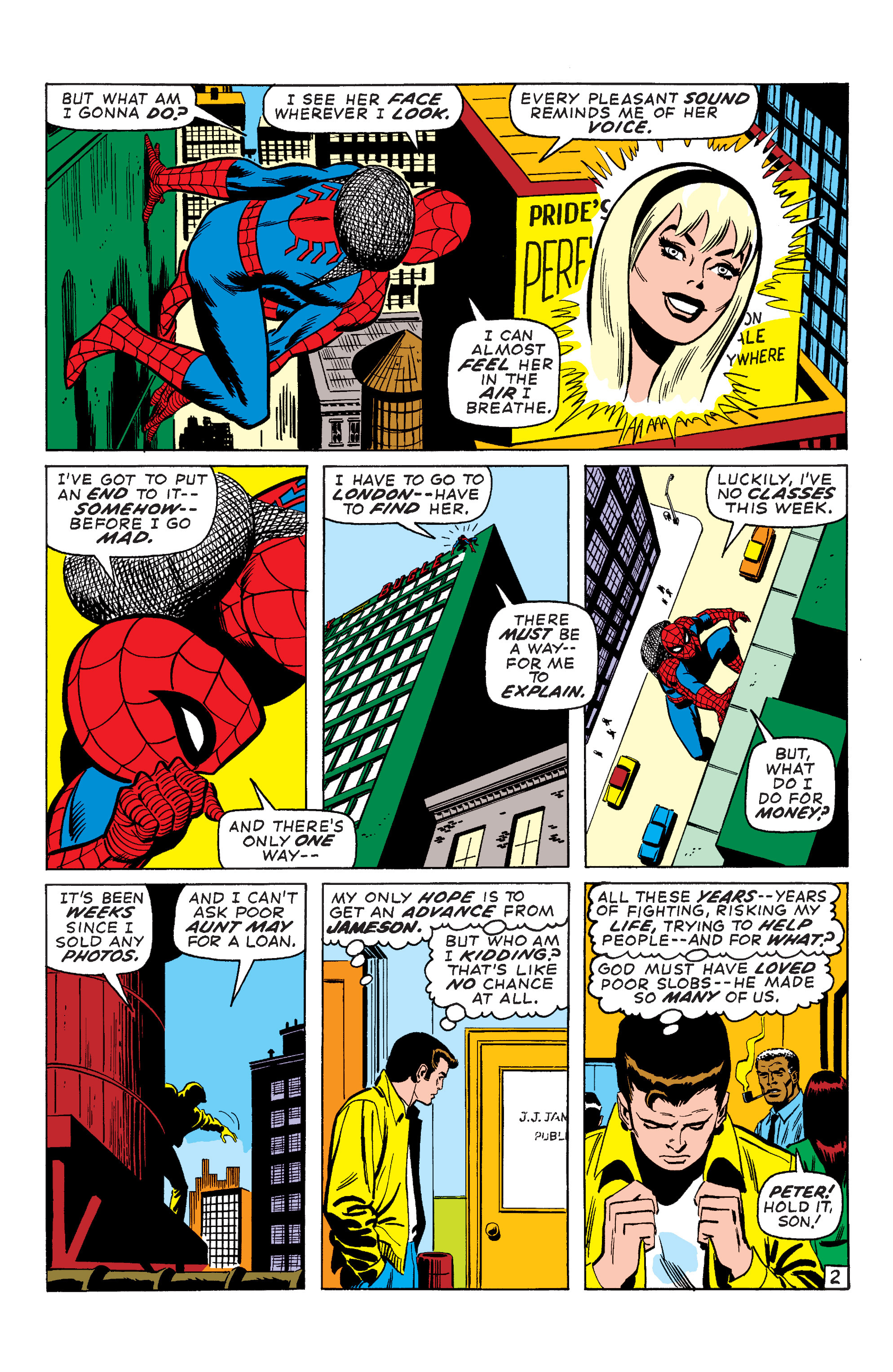 The Amazing Spider-Man (1963) 95 Page 2