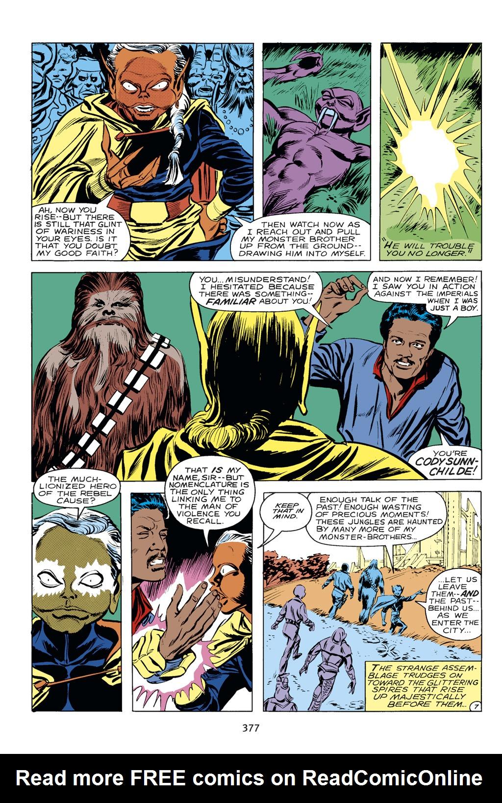 Read online Star Wars Omnibus comic -  Issue # Vol. 14 - 373