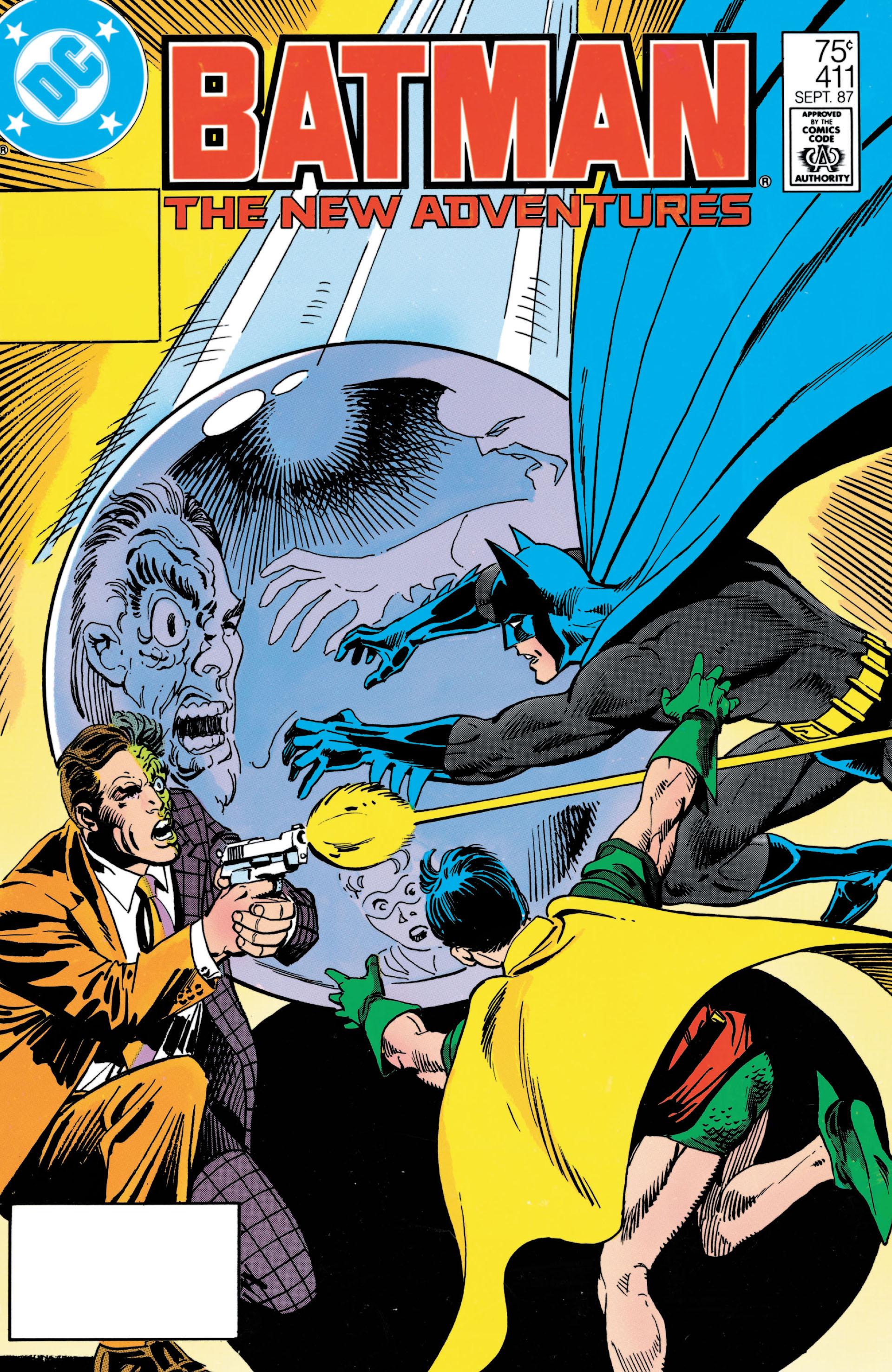 Batman (1940) 411 Page 1