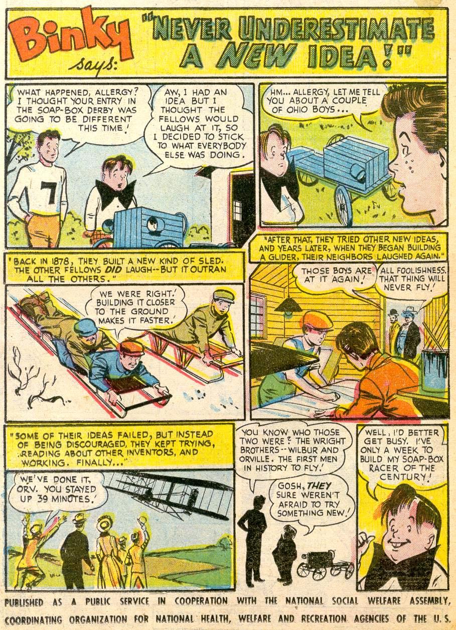 Read online Adventure Comics (1938) comic -  Issue #215 - 16