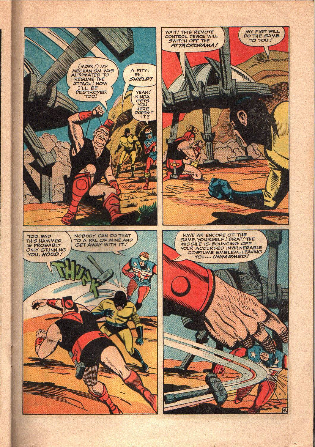 The Mighty Crusaders (1965) Issue #7 #7 - English 20