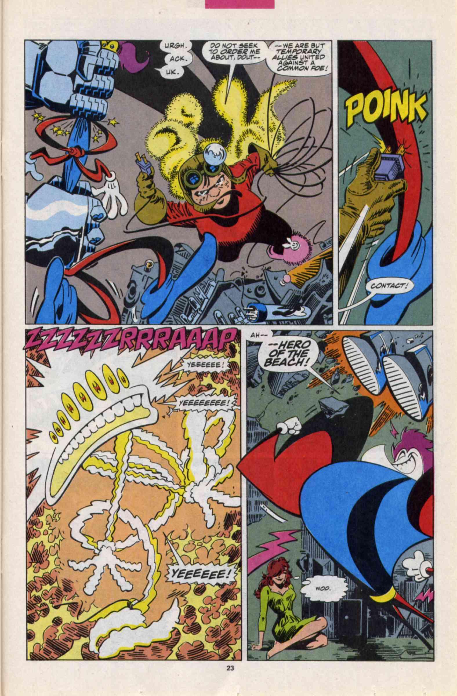 Read online Slapstick comic -  Issue #3 - 18