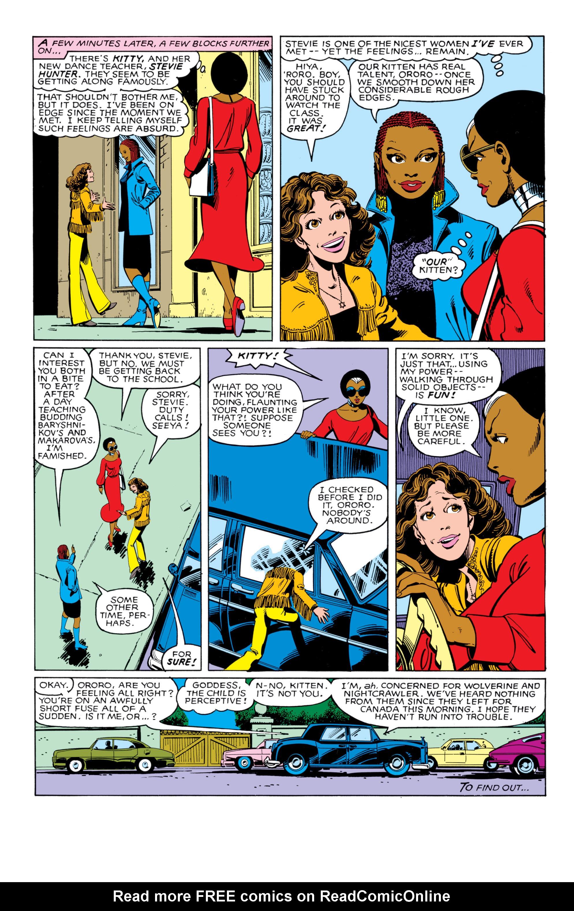 Read online Uncanny X-Men (1963) comic -  Issue #140 - 5