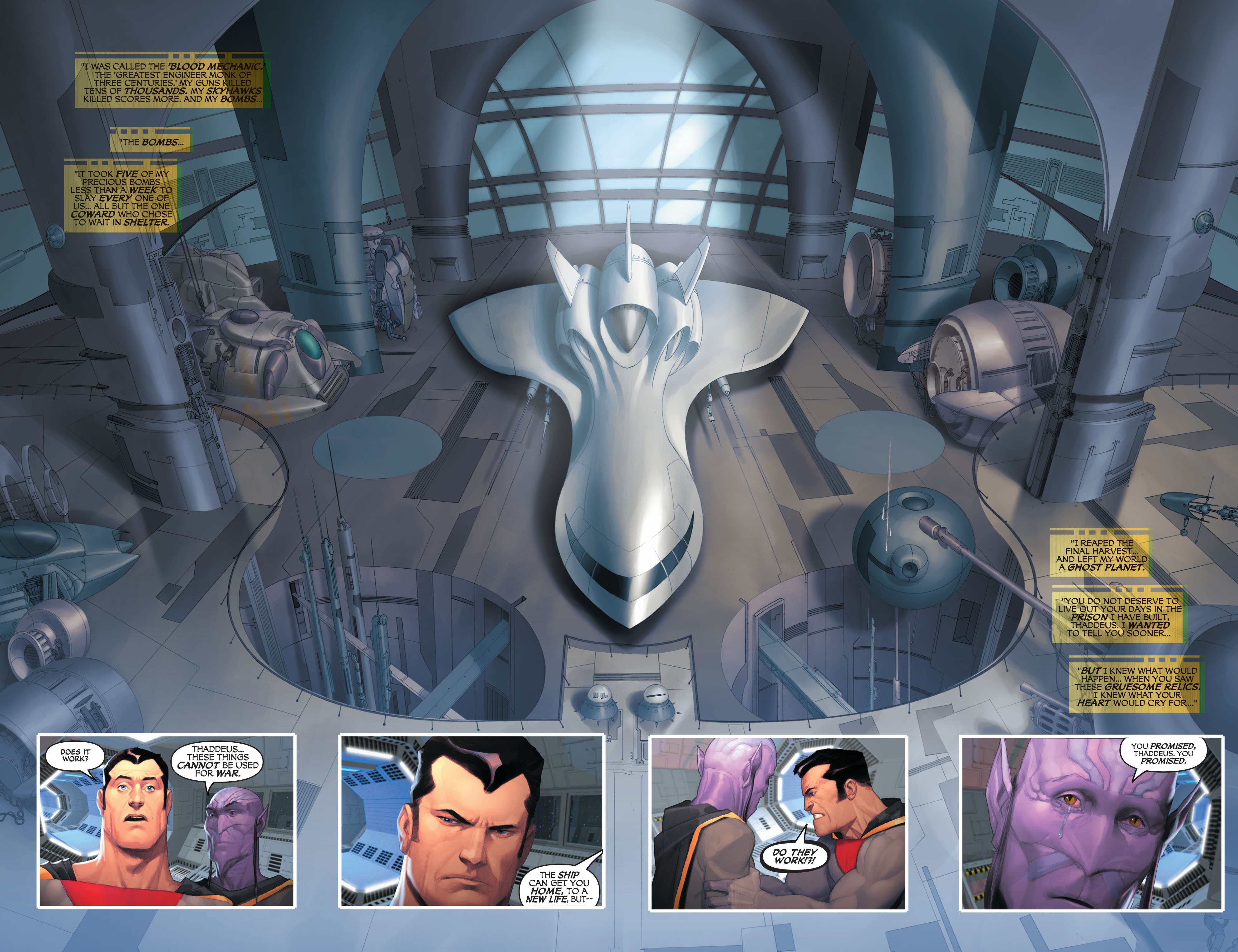 Read online Space Ghost (2016) comic -  Issue # Full - 42