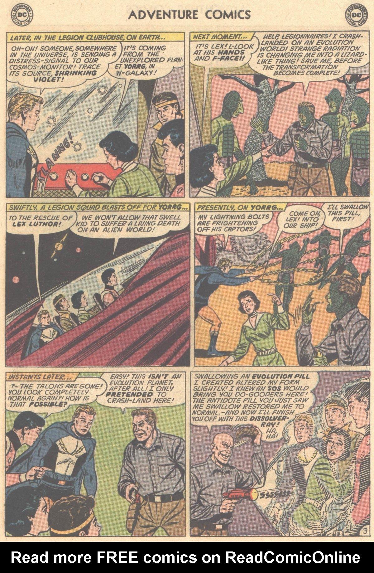 Read online Adventure Comics (1938) comic -  Issue #325 - 15