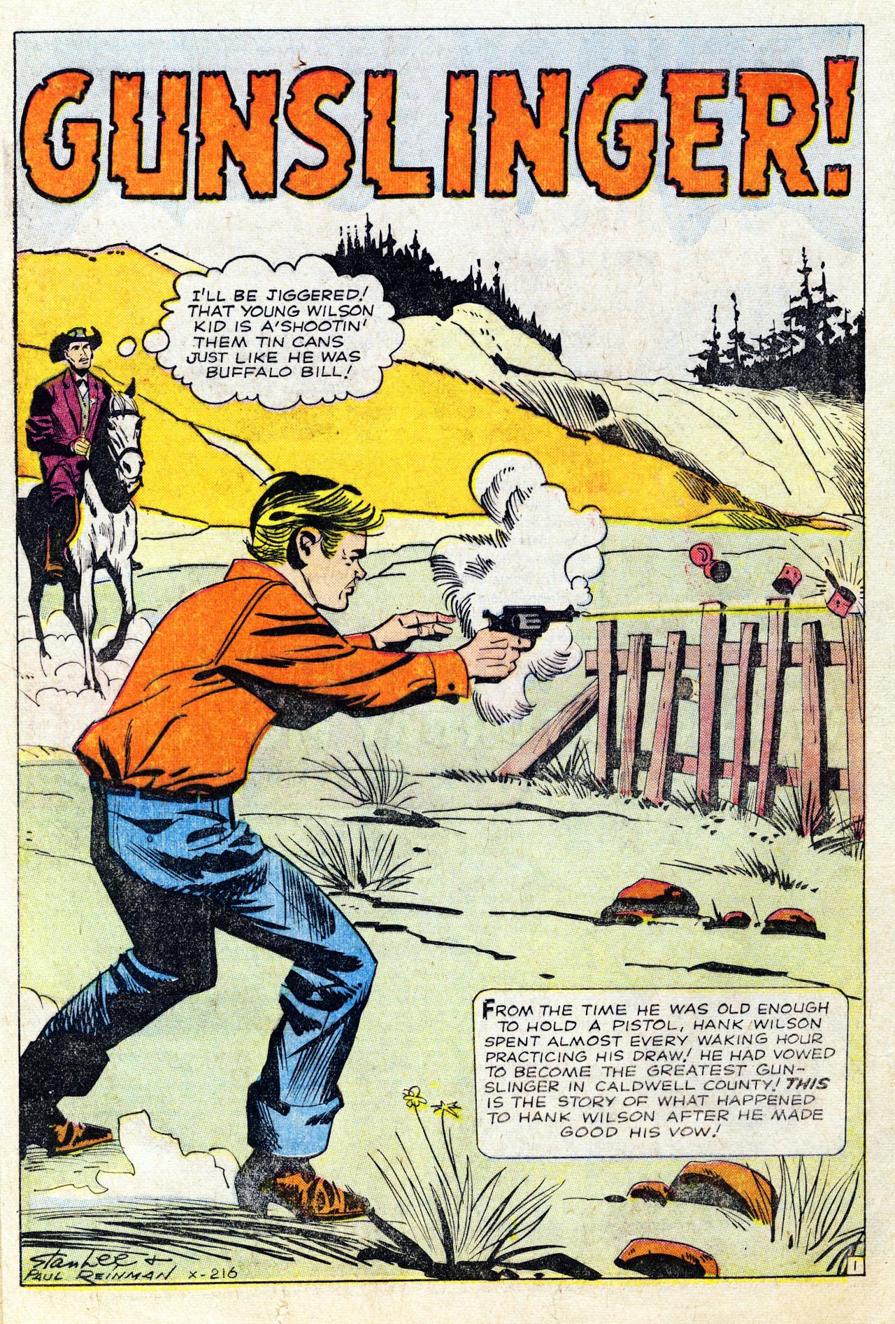 Read online Two-Gun Kid comic -  Issue #64 - 20