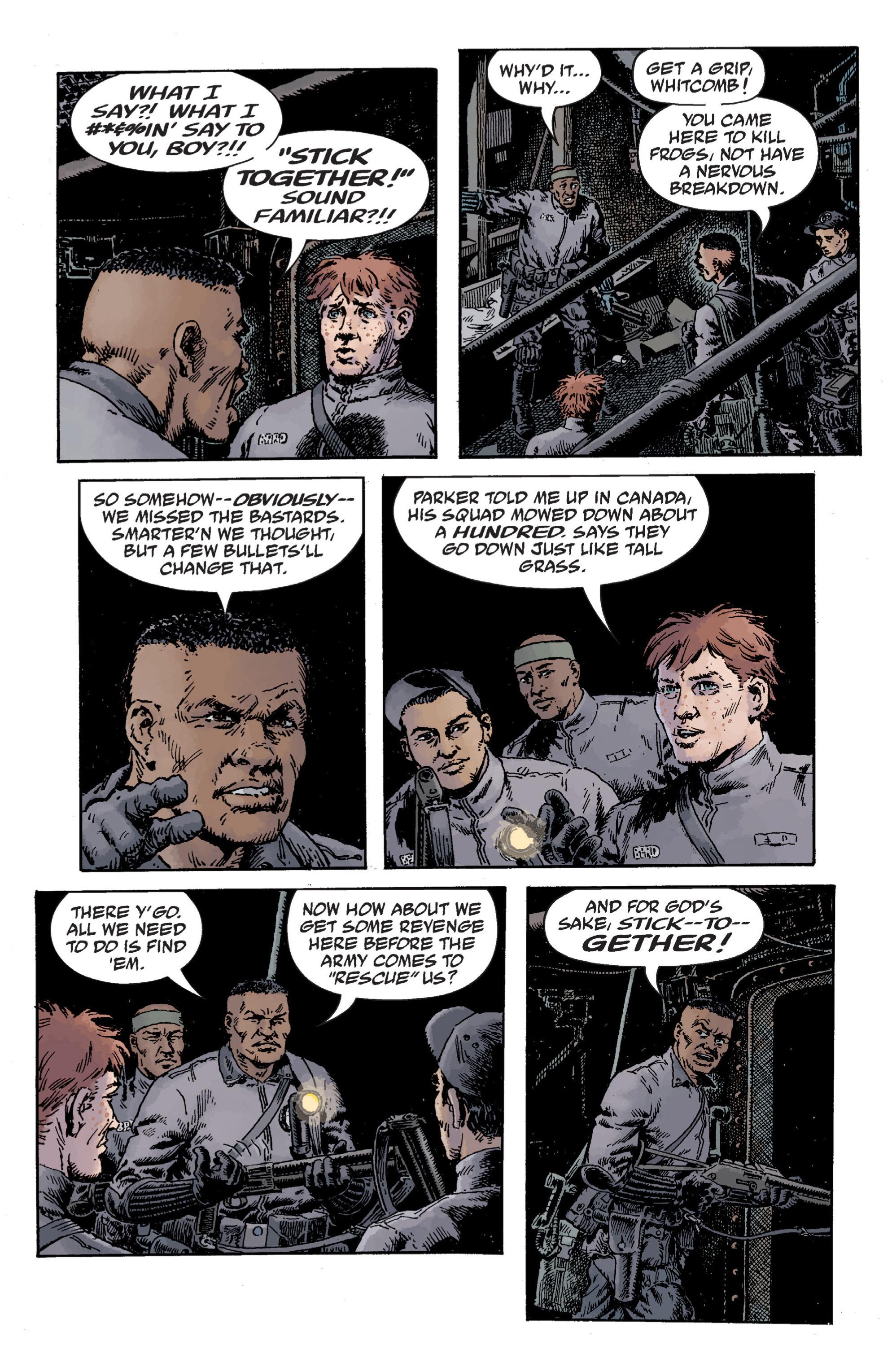 Read online B.P.R.D. (2003) comic -  Issue # TPB 12 - 70
