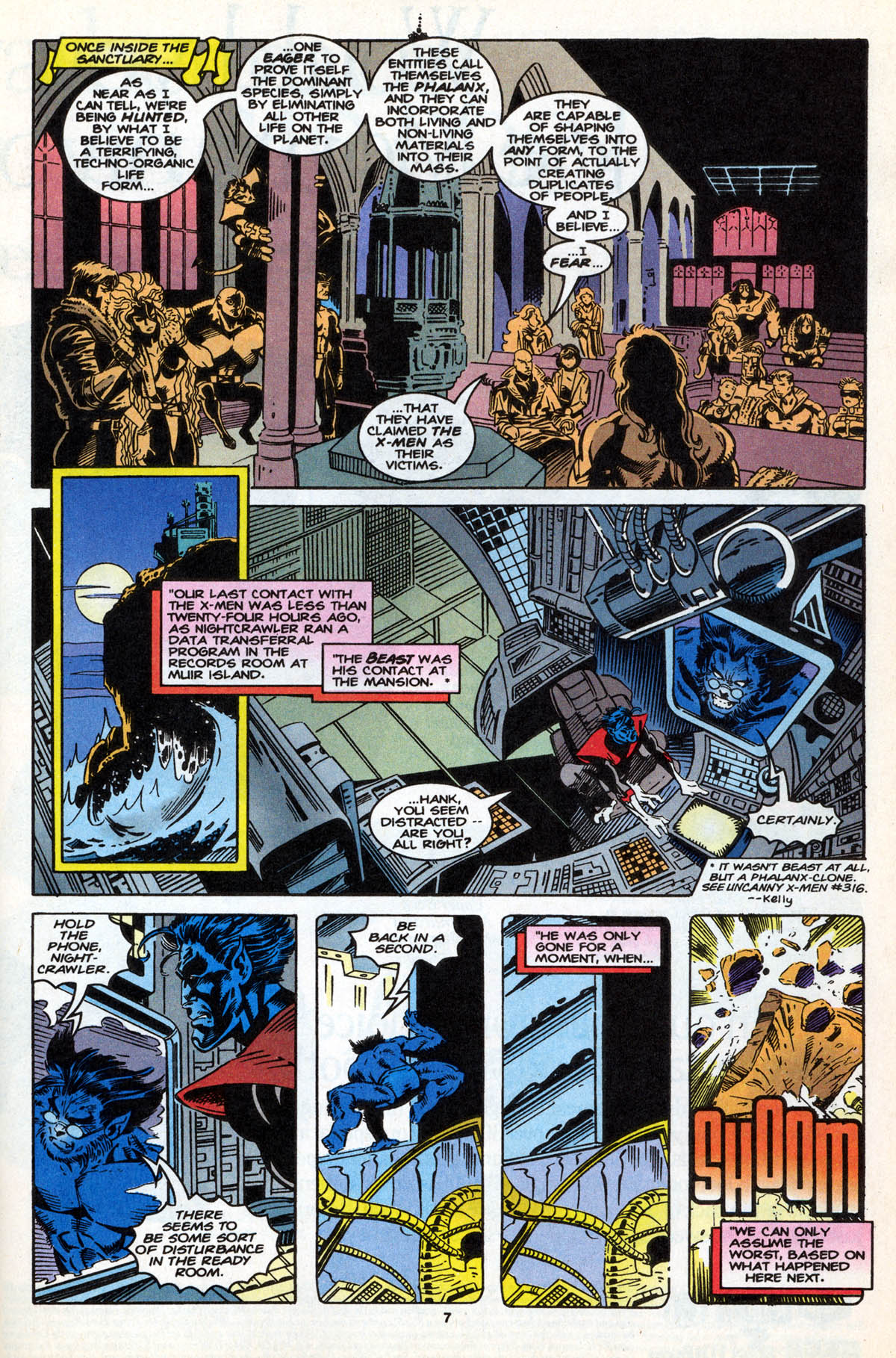 Read online X-Factor (1986) comic -  Issue #106 - 10