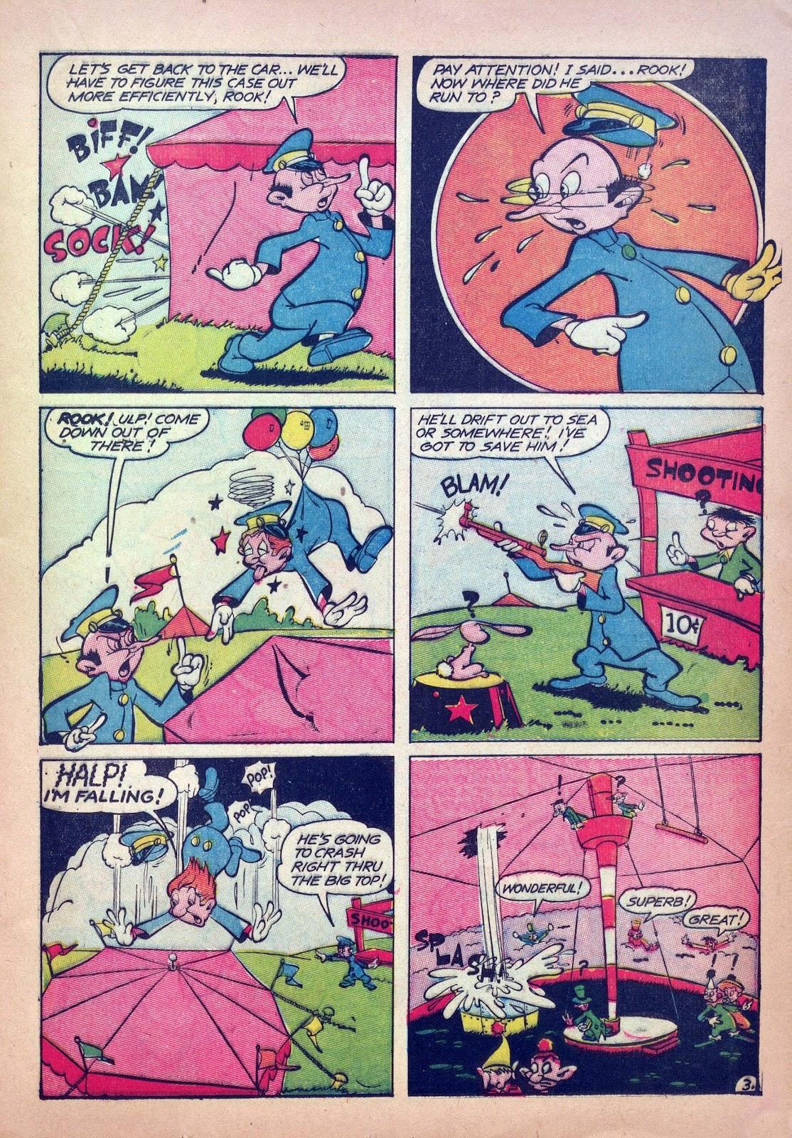 Read online Joker Comics comic -  Issue #14 - 23