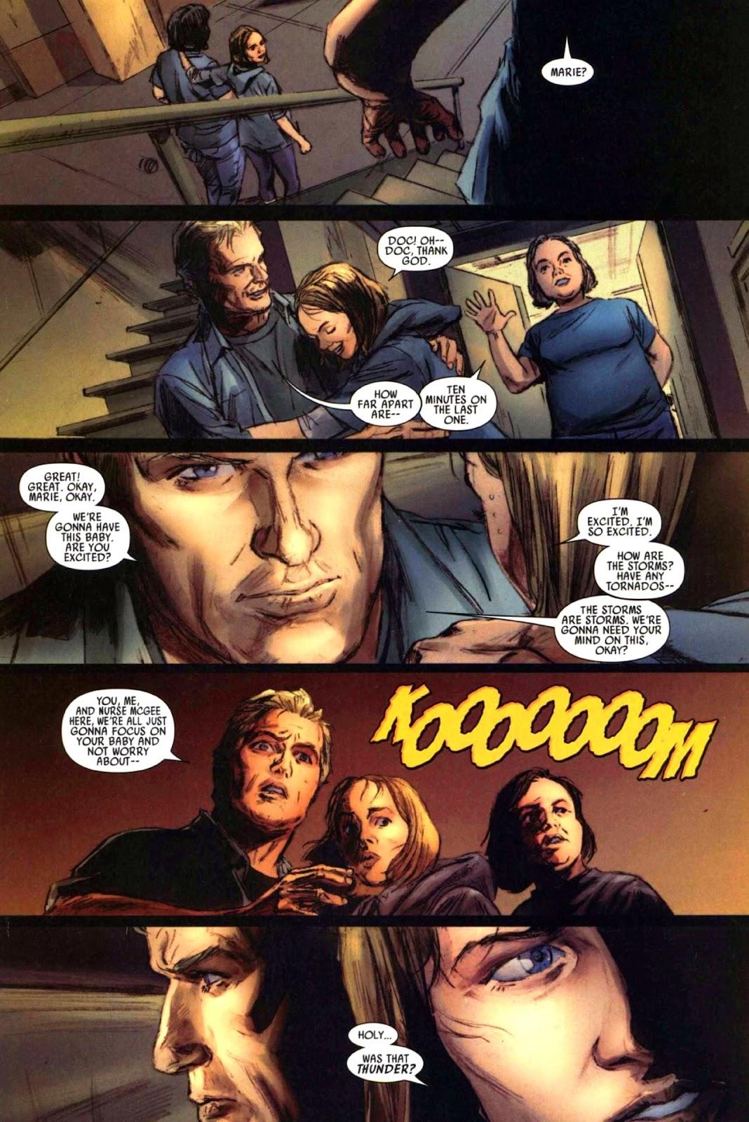 Secret Invasion: Thor Issue #1 #1 - English 21
