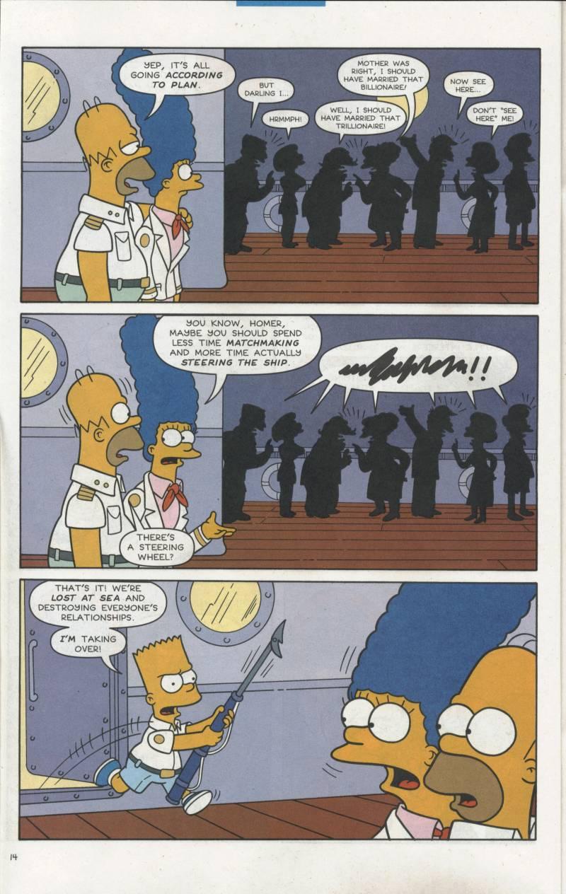 Read online Simpsons Comics comic -  Issue #66 - 15