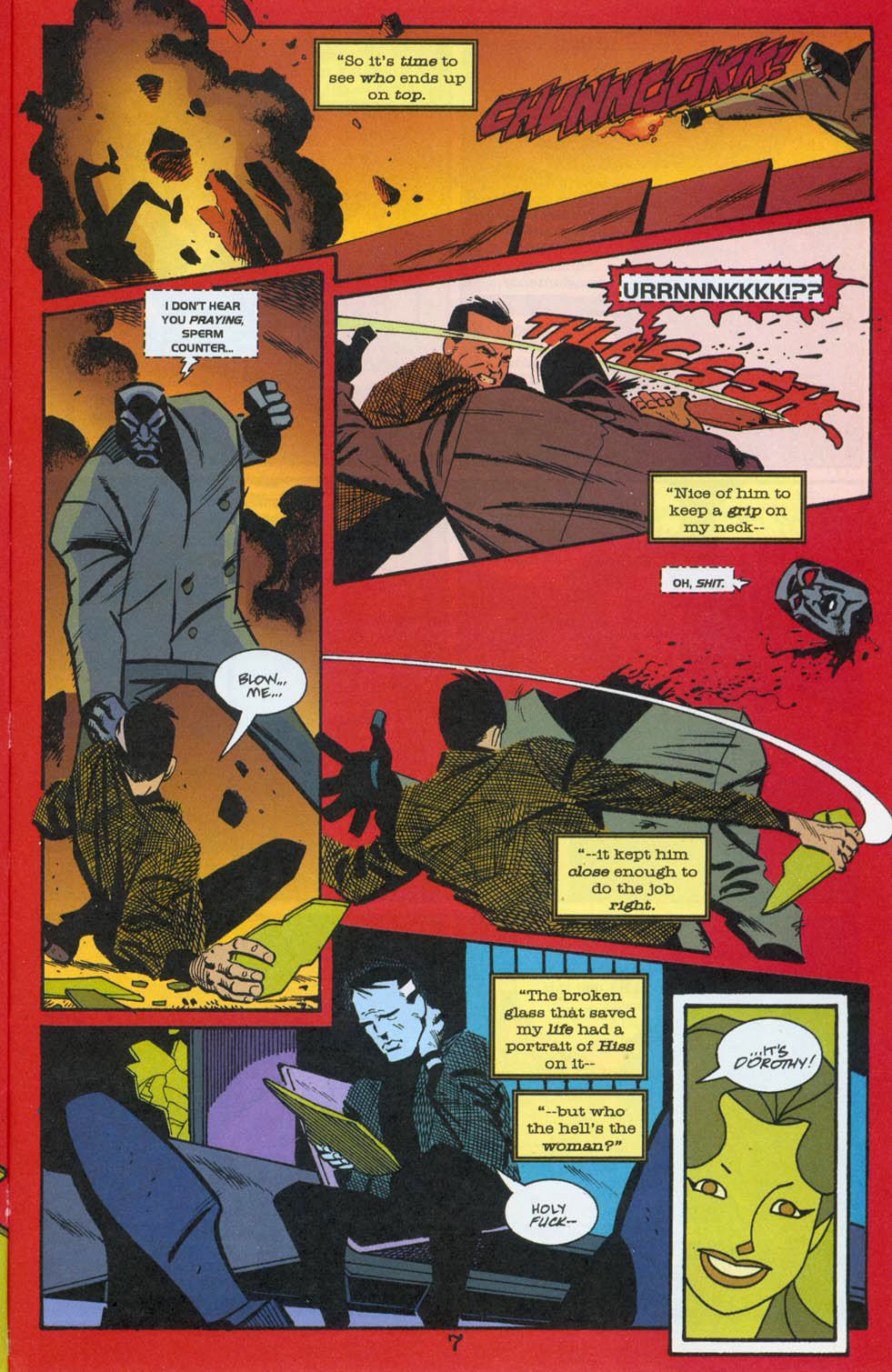 Read online Pulp Fantastic comic -  Issue #3 - 10