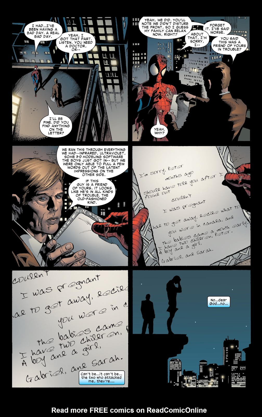 The Amazing Spider-Man by JMS Ultimate Collection issue TPB 3 (Part 2) - Page 84