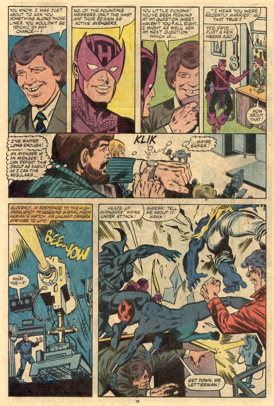 The Avengers (1963) 239 Page 12