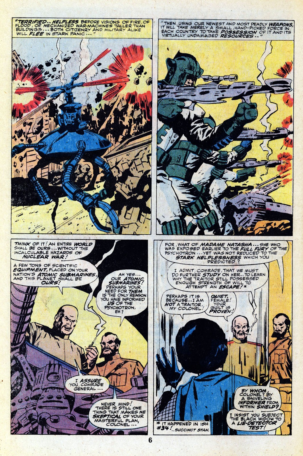 Marvel Triple Action (1972) issue 36 - Page 8
