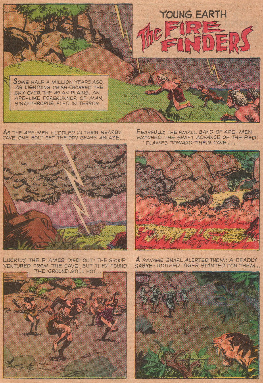 Read online Turok, Son of Stone comic -  Issue #73 - 13