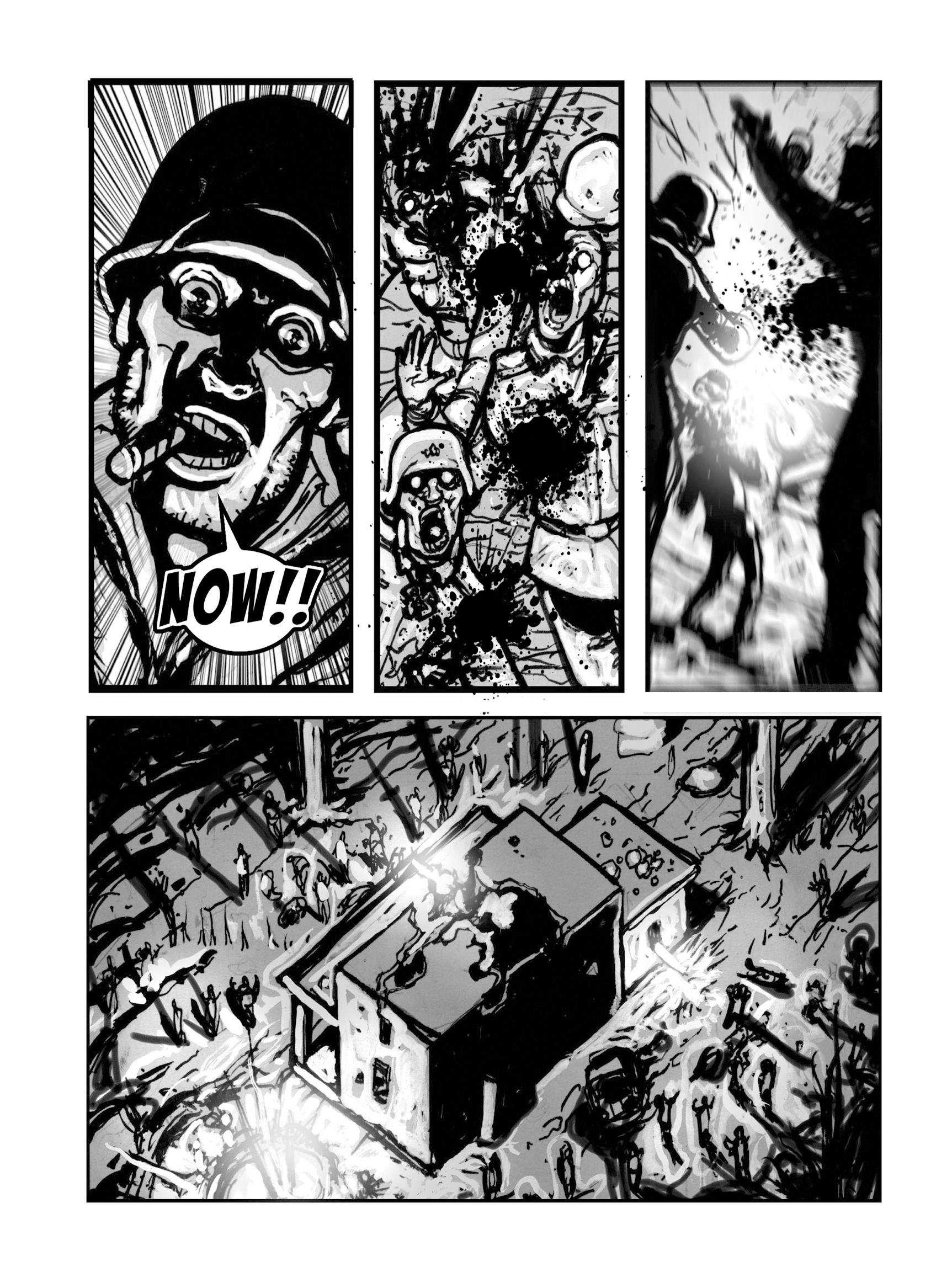 Read online FUBAR comic -  Issue #1 - 132