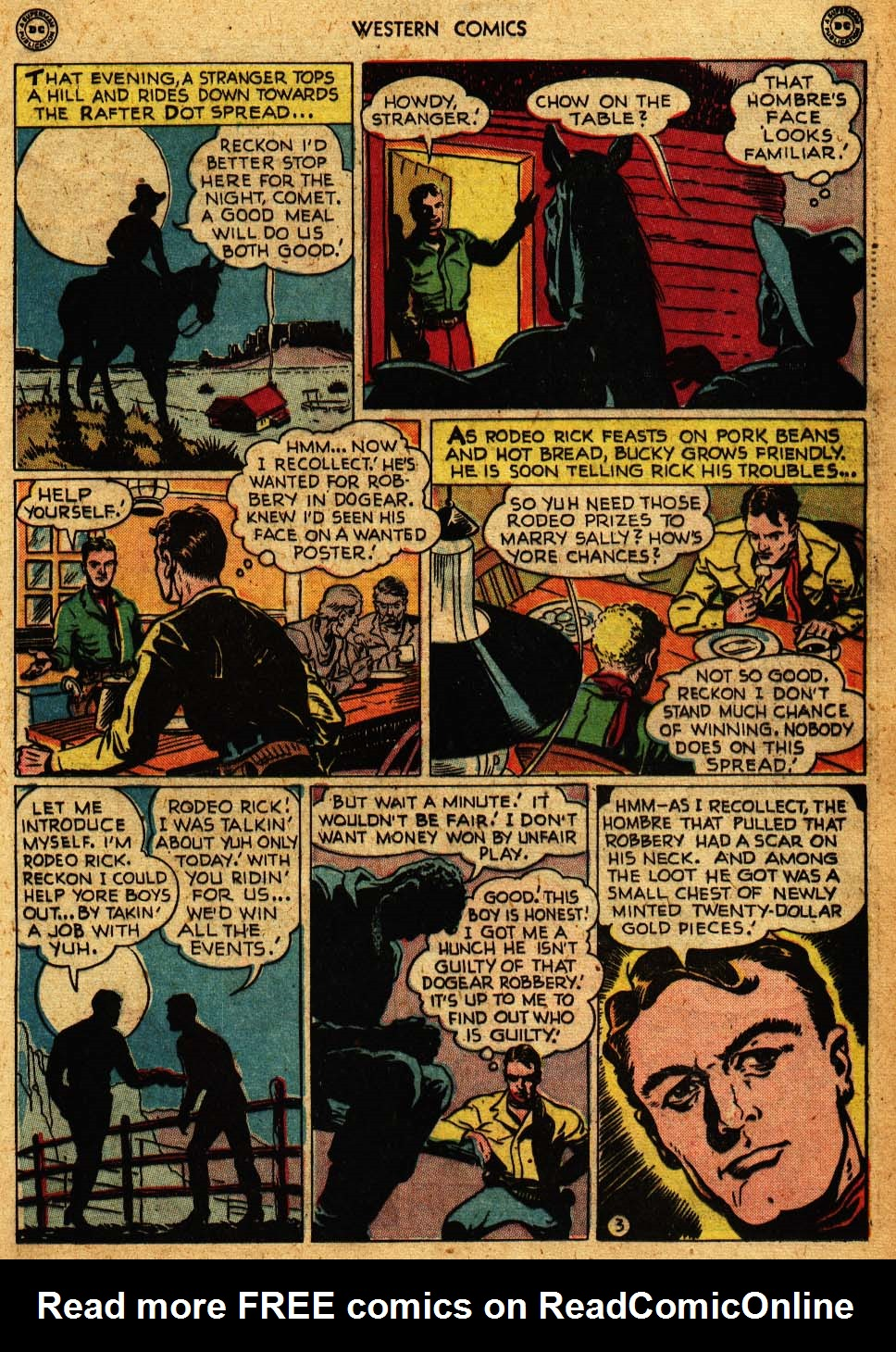 Western Comics issue 9 - Page 31