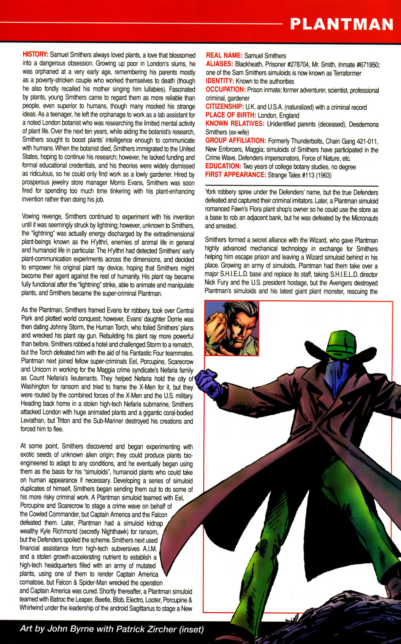 Read online All-New Official Handbook of the Marvel Universe A to Z comic -  Issue #8 - 47
