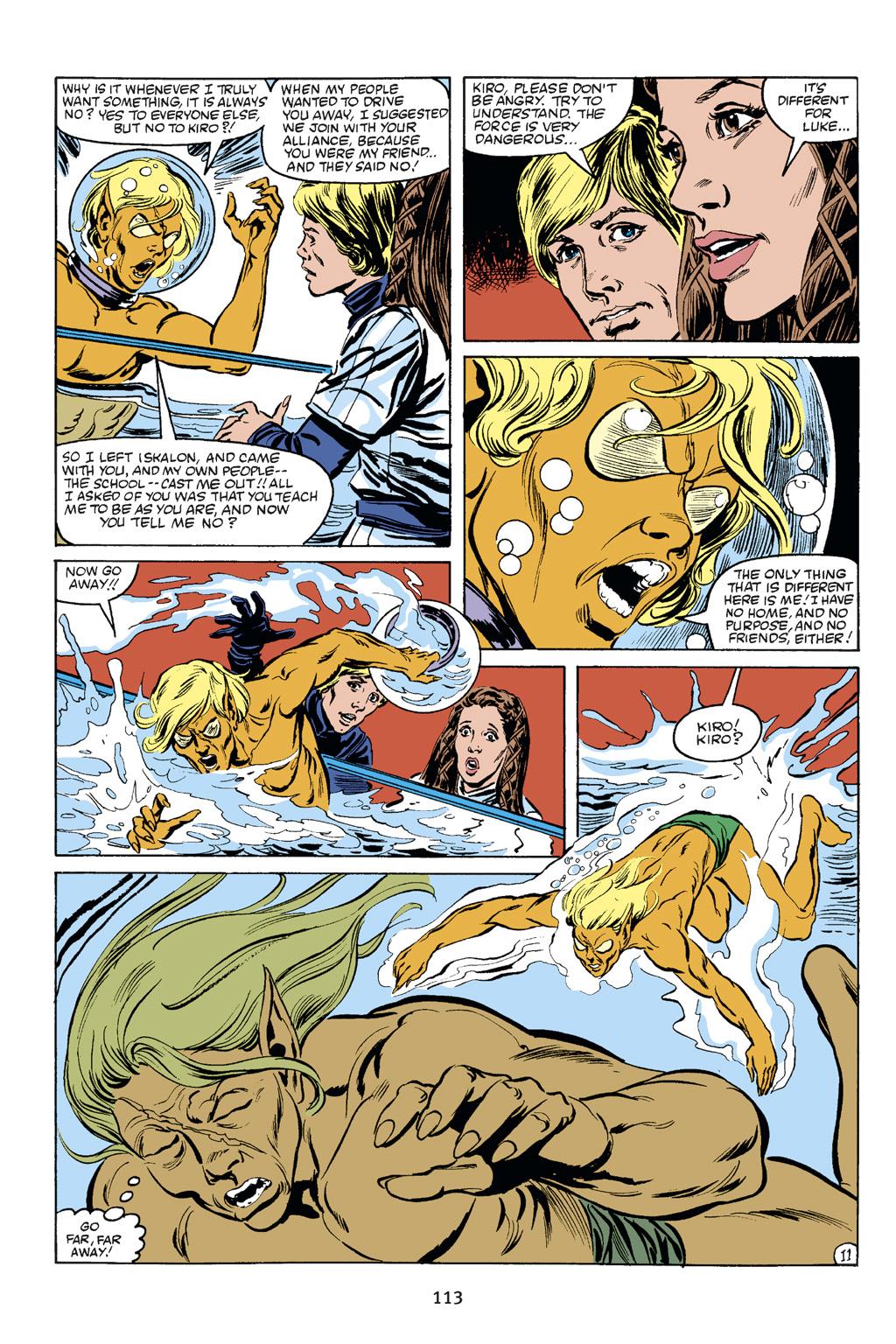 Read online Star Wars Omnibus comic -  Issue # Vol. 21 - 107