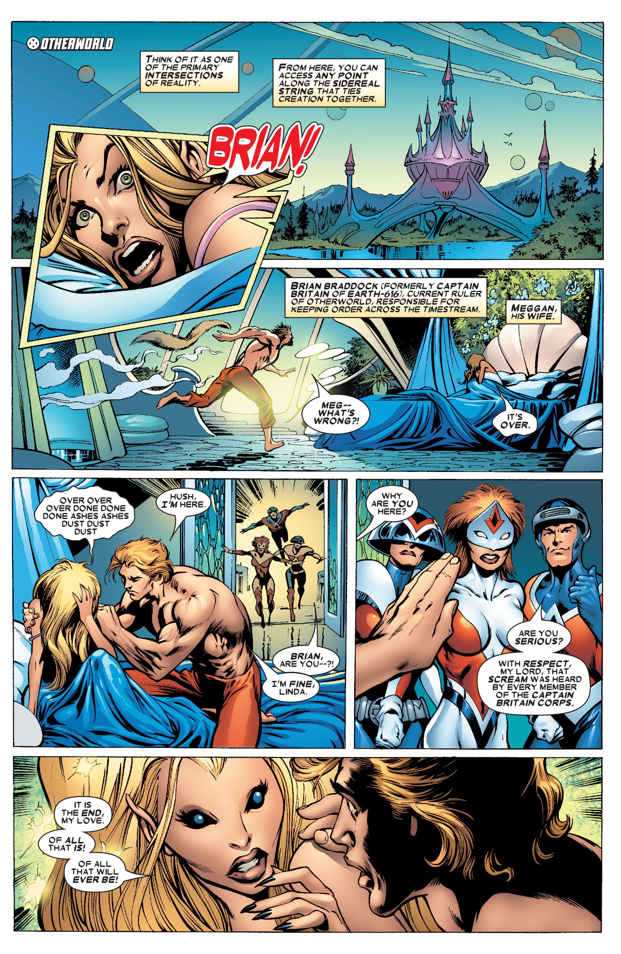 Read online Uncanny X-Men (1963) comic -  Issue #462 - 5