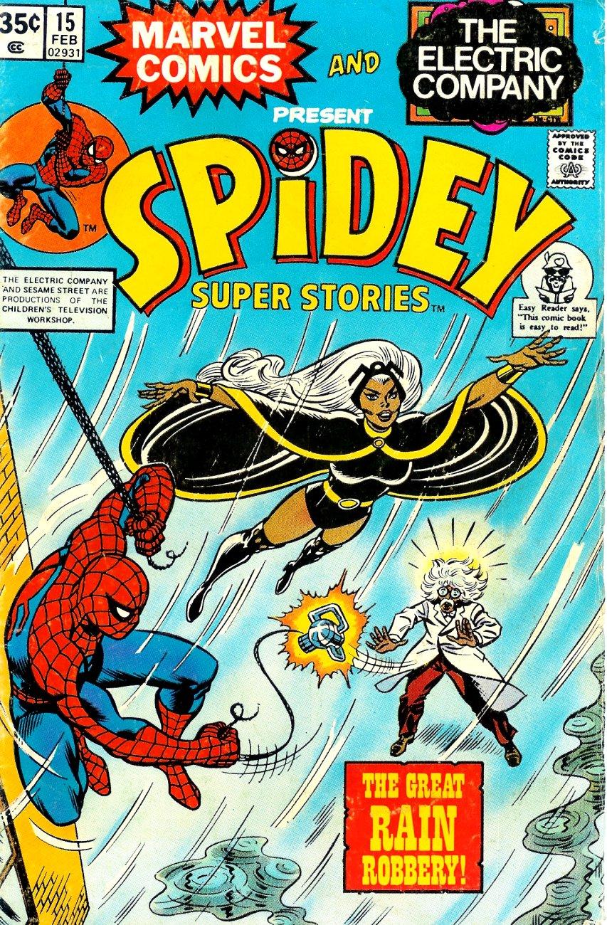 Spidey Super Stories 15 Page 1
