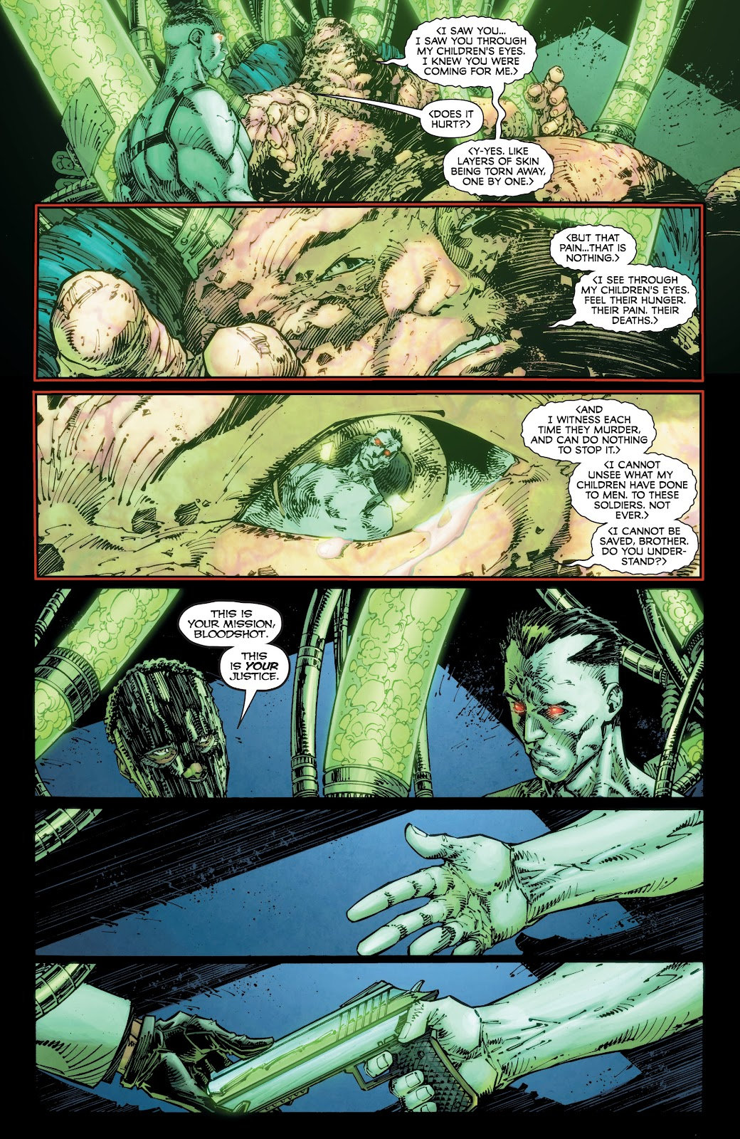 Read online Bloodshot (2019) comic -  Issue #4 - 21